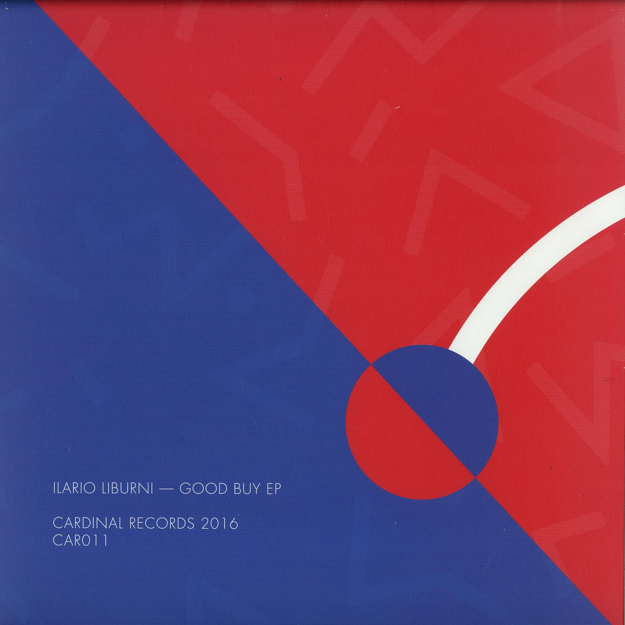 Ilario Liburni - GOOD BUY EP