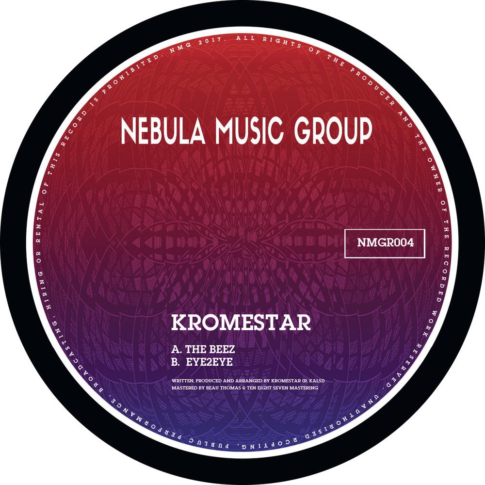 Kromestar - THE BEEZ / EYE2EYE