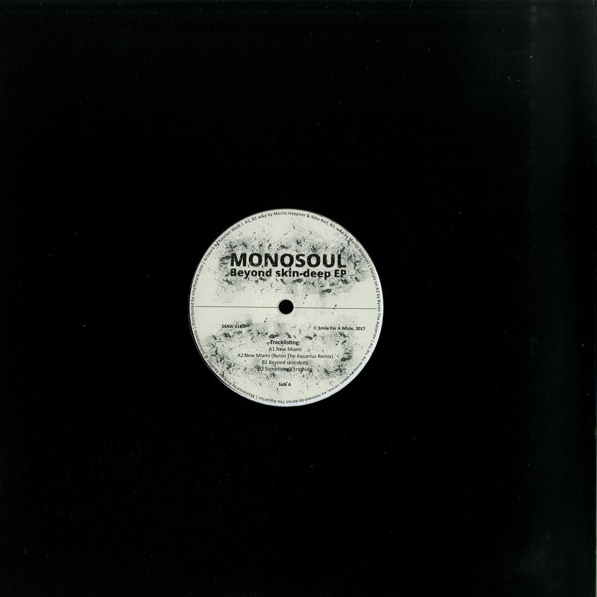 Monosoul - BEYOND SKINDEEP EP