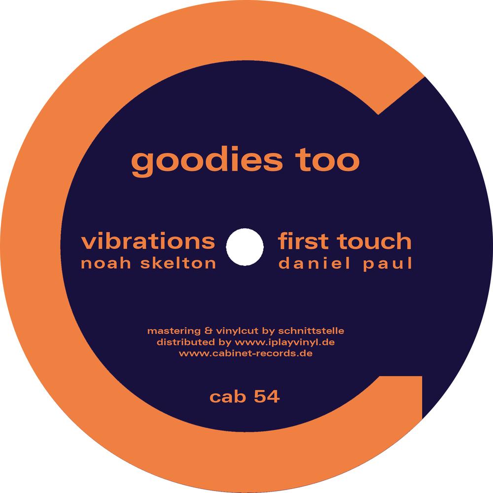 Various Artists - GOODIES TOO