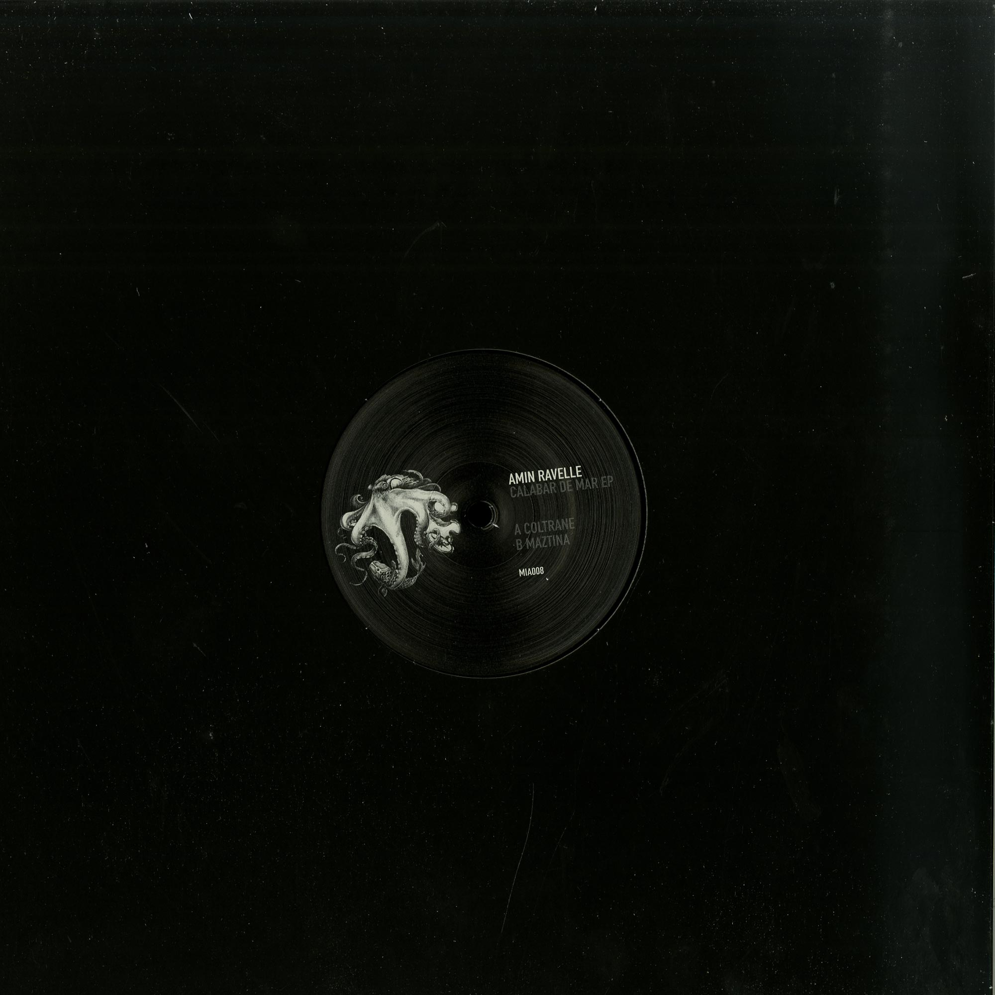 Amin Ravelle - CALABAR DE MAR EP