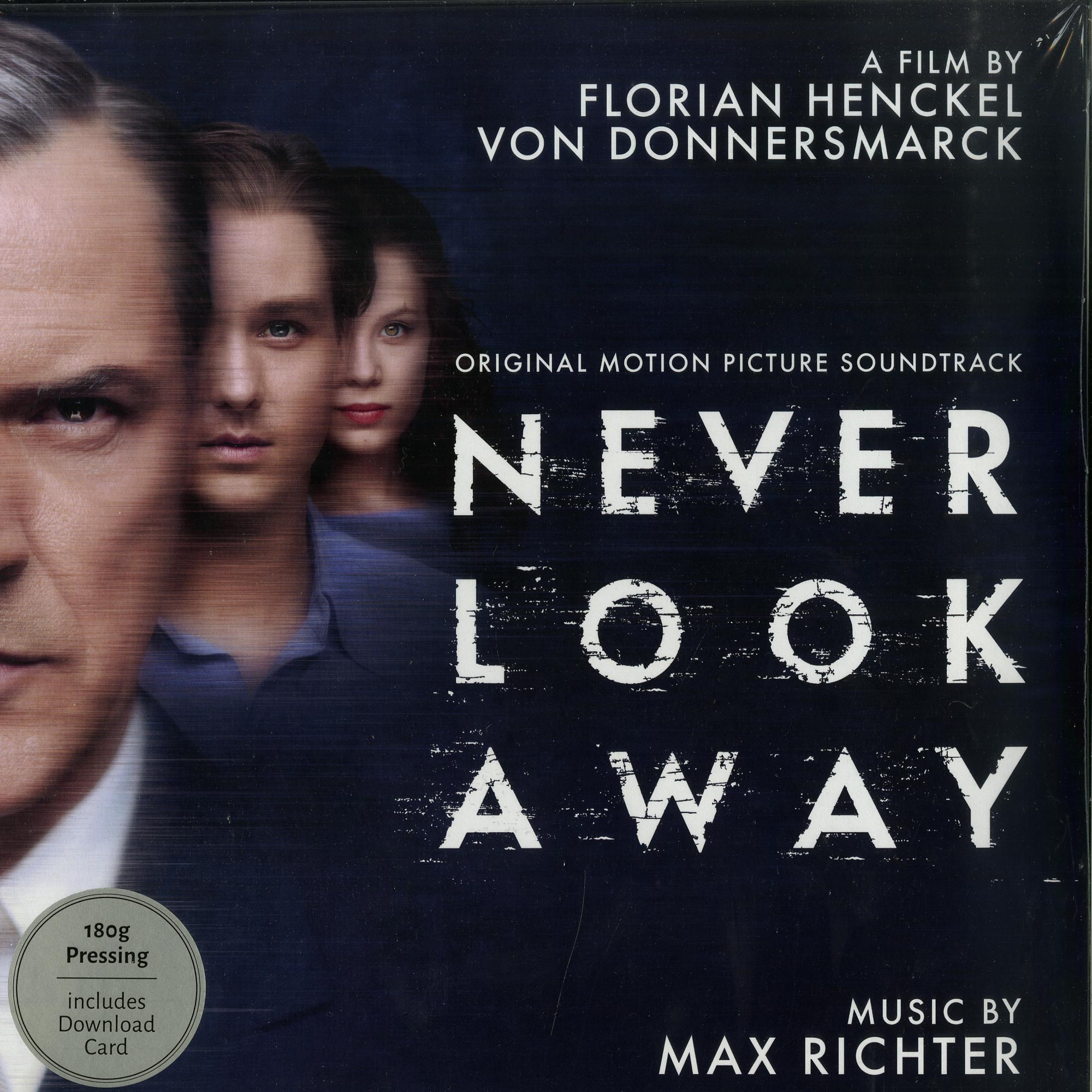 Max Richter - NEVER LOOK AWAY O.S.T.