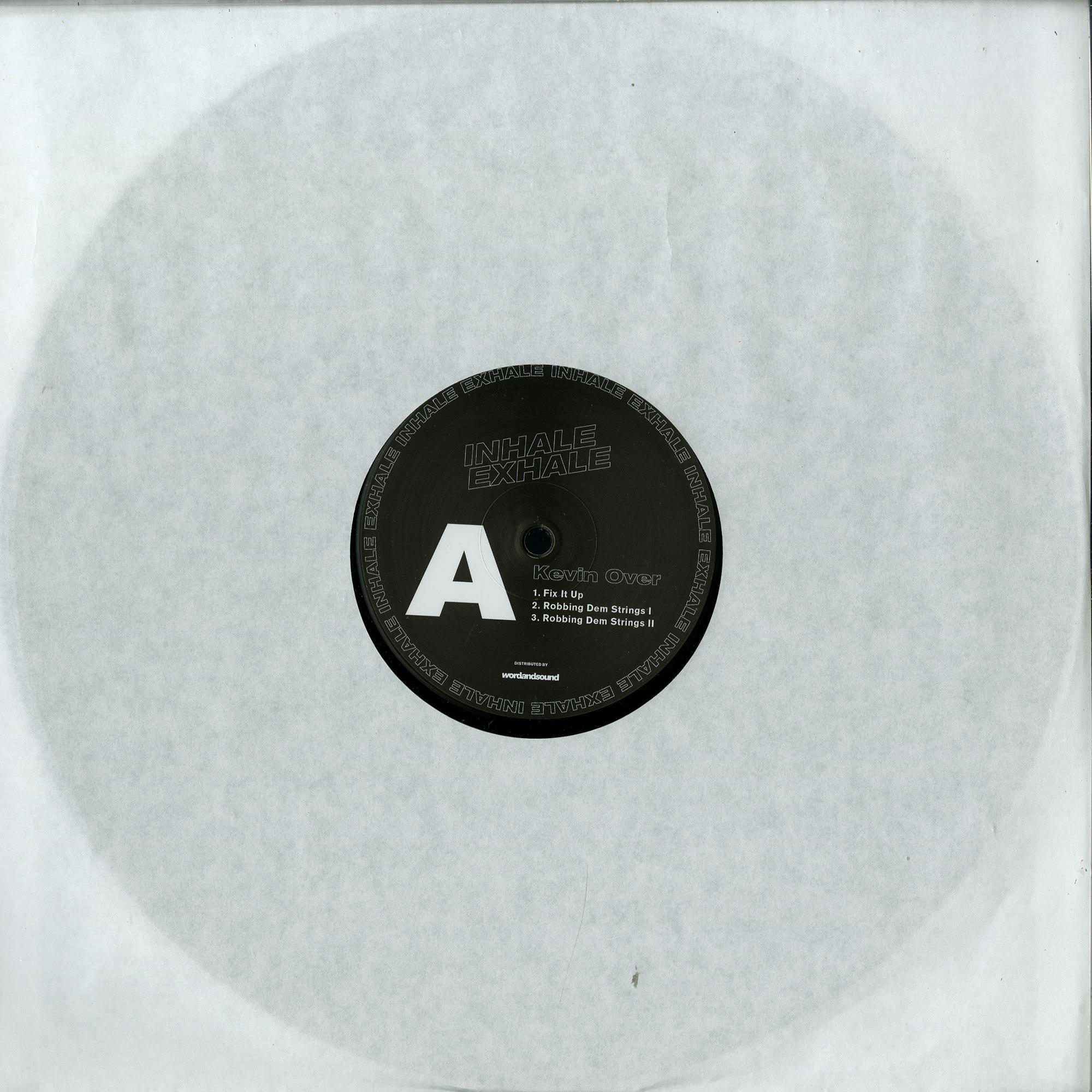 Kevin Over & Tilman - SPLIT EP
