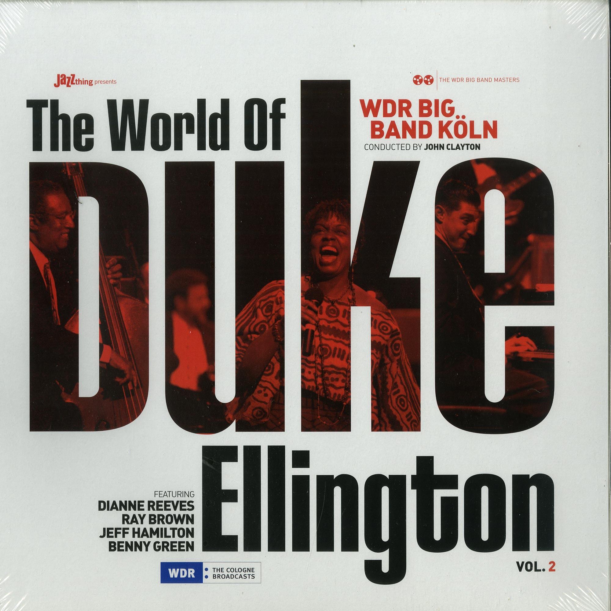 WDR Big Band Köln - THE WORLD OF DUKE ELLINGTON PART 2