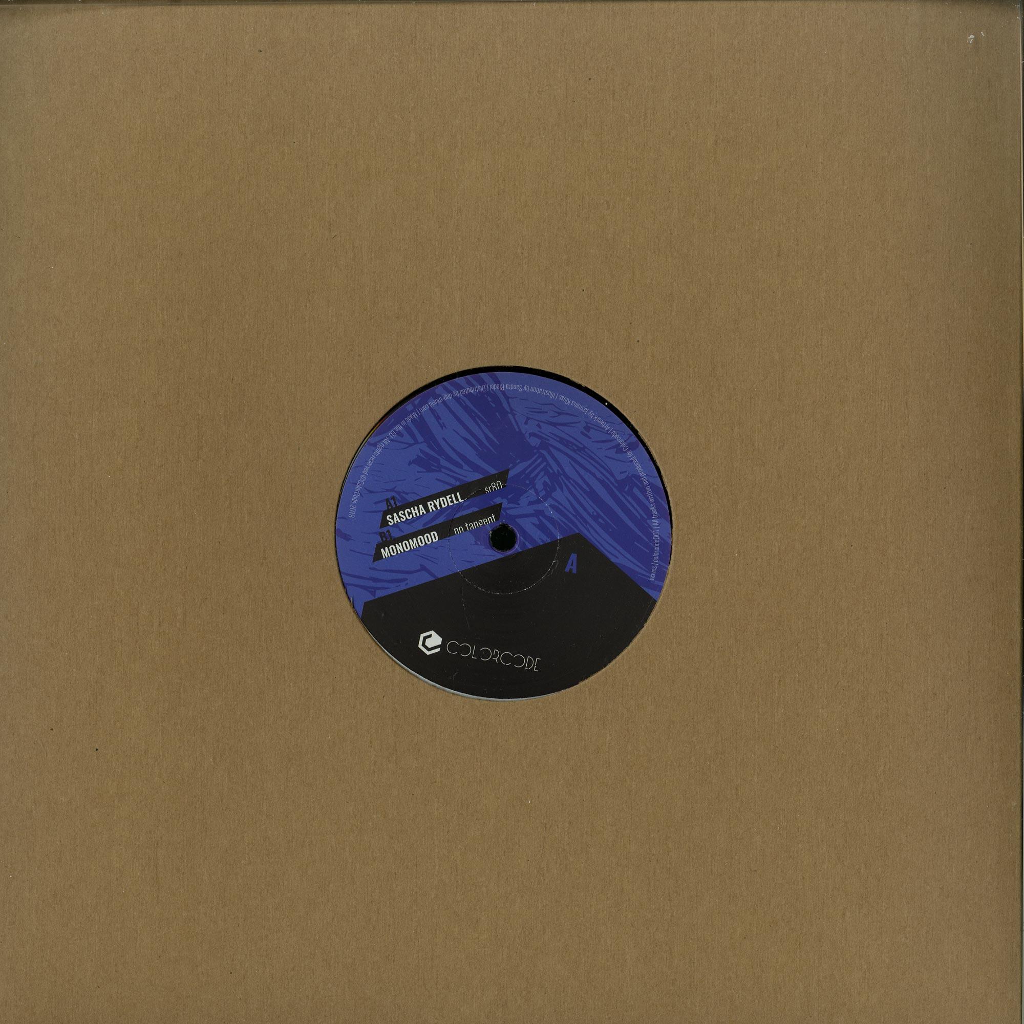 Sascha Rydell / Monomood - WAVES