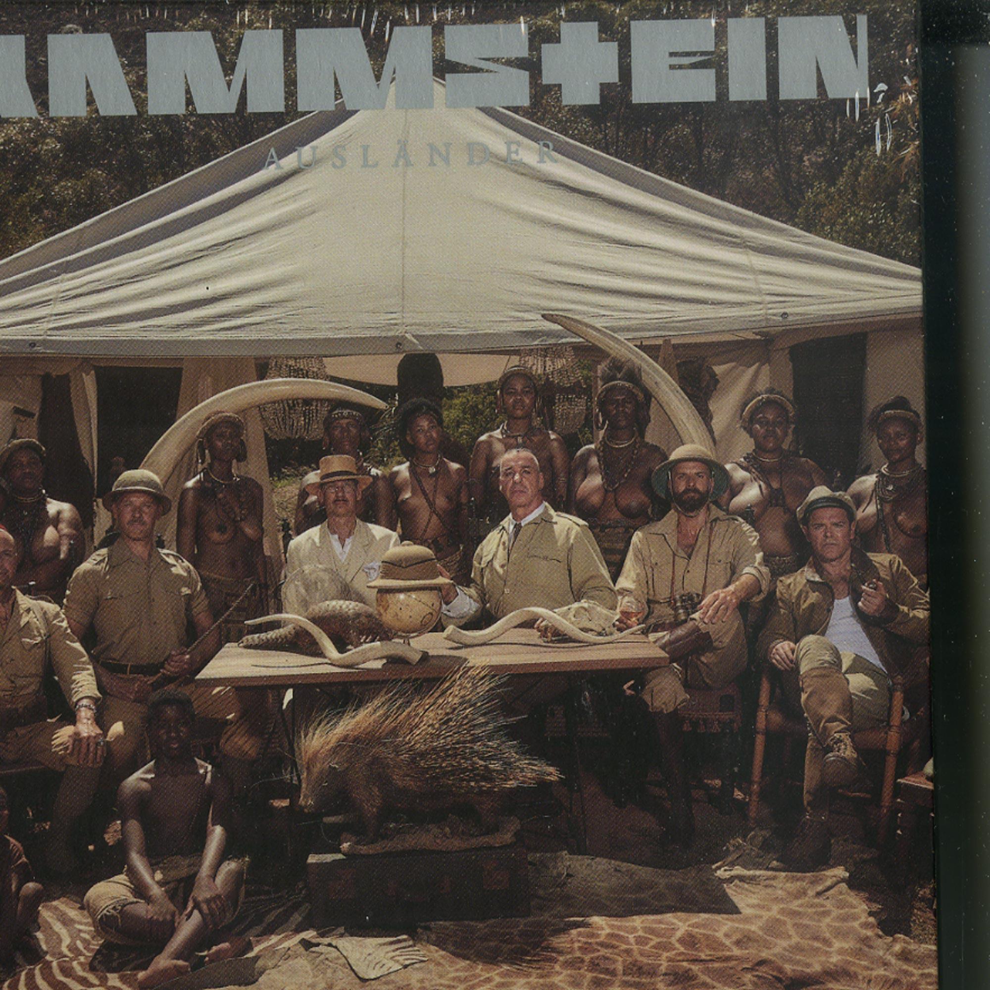 Rammstein - AUSLAENDER