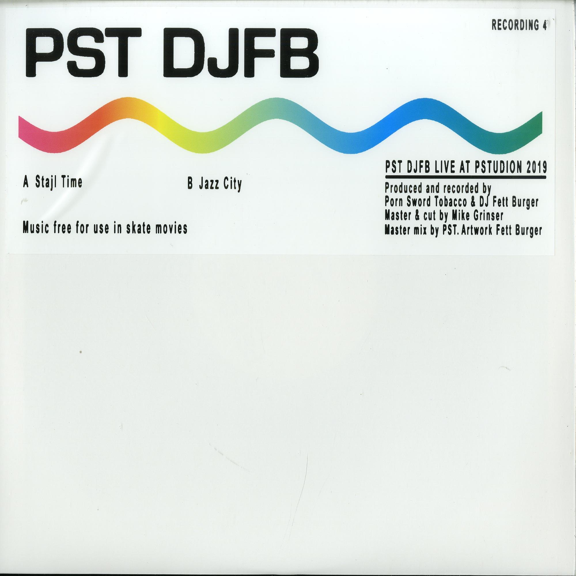 PST & DJFB - PST & DJFB LIVE AT PSTUDION 2019