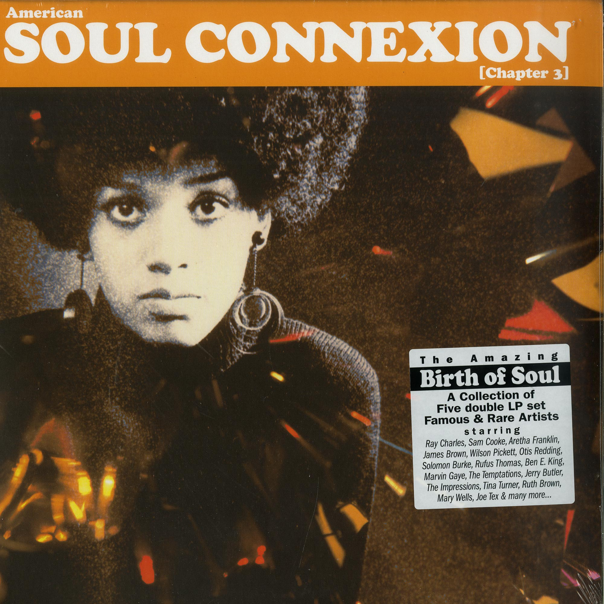 Various Artists - AMERICAN SOUL CONNEXION - CHAPTER 3