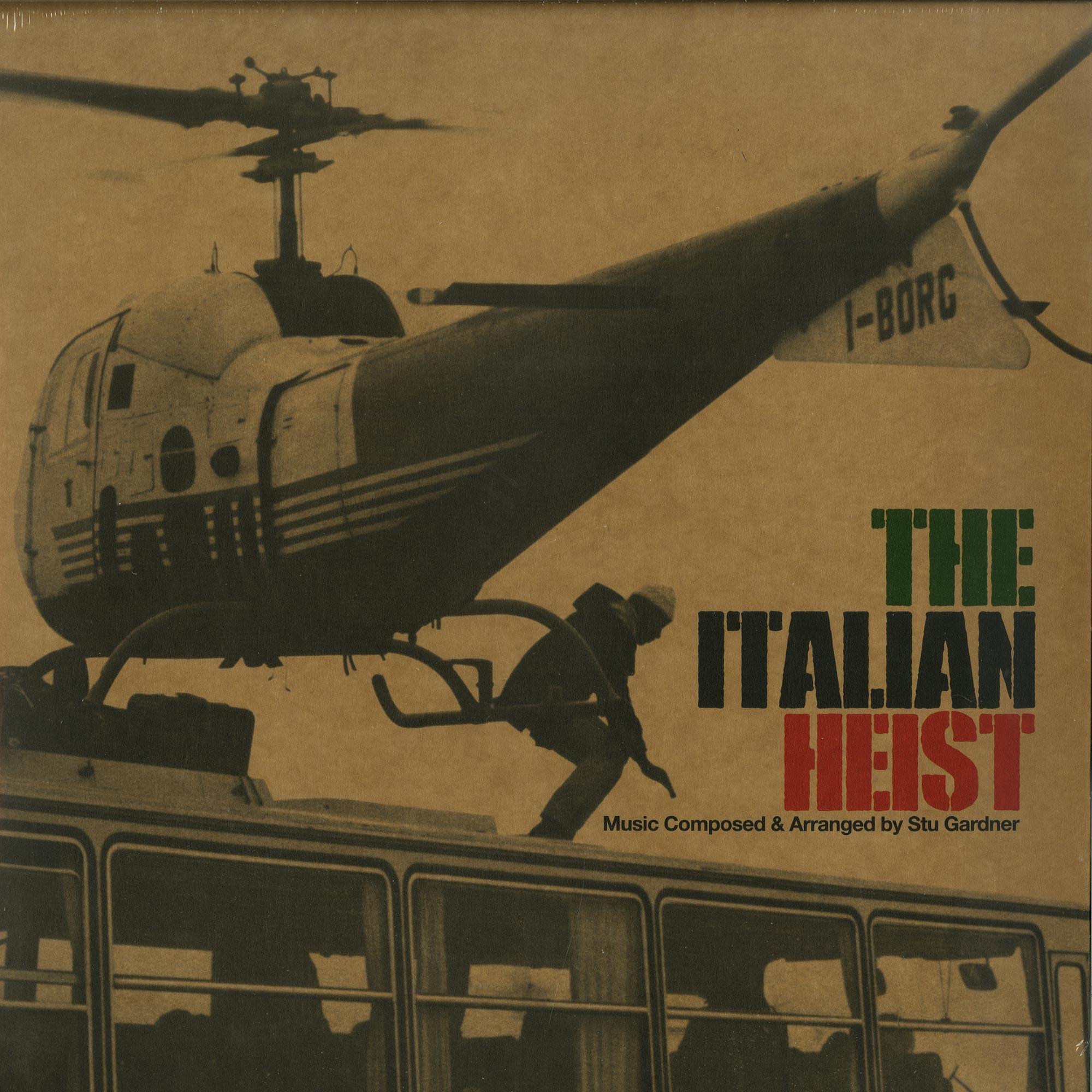 Stu Gardner - THE ITALIAN HEIST