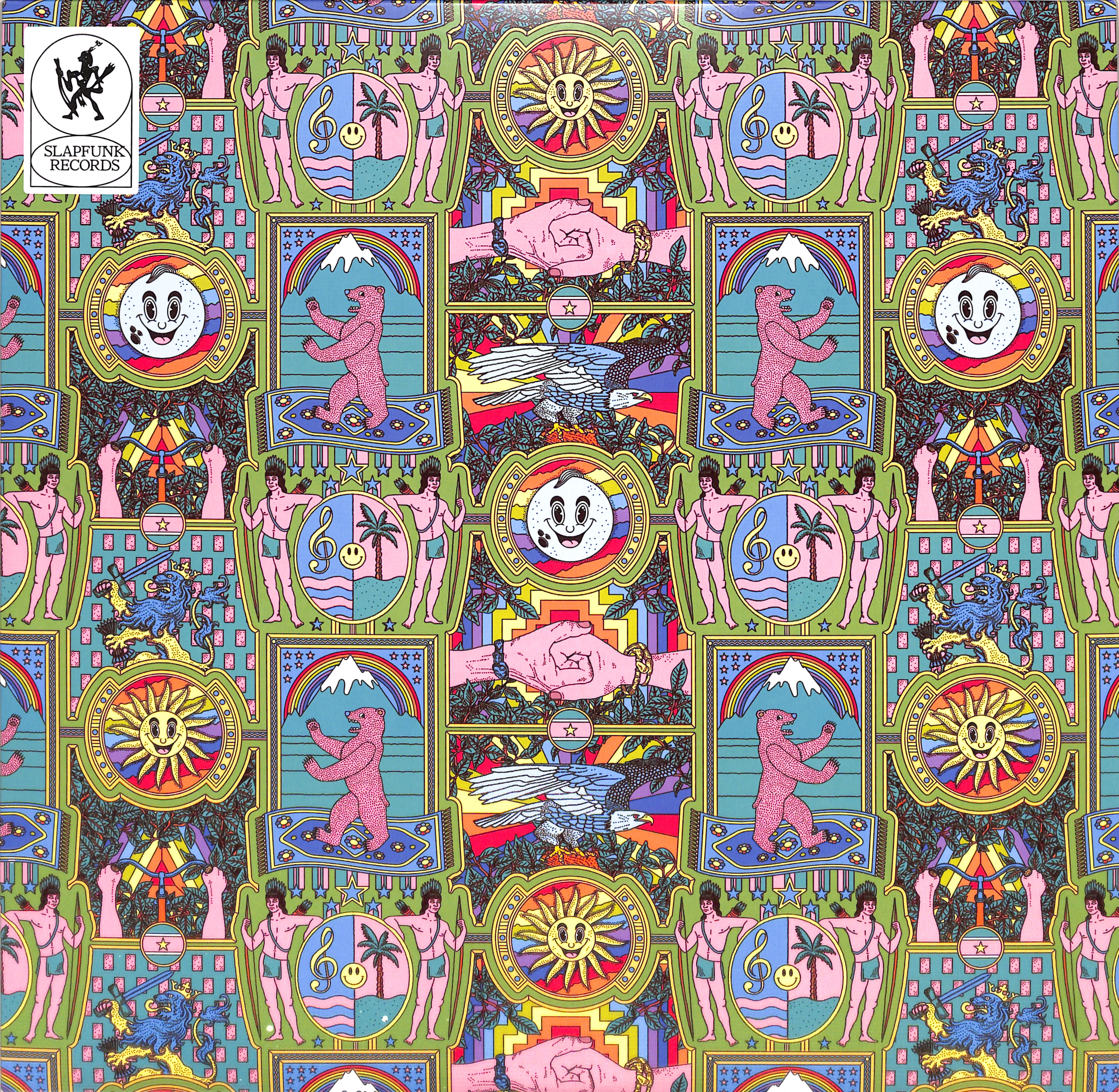 Huerta - AYO SKIDLO EP