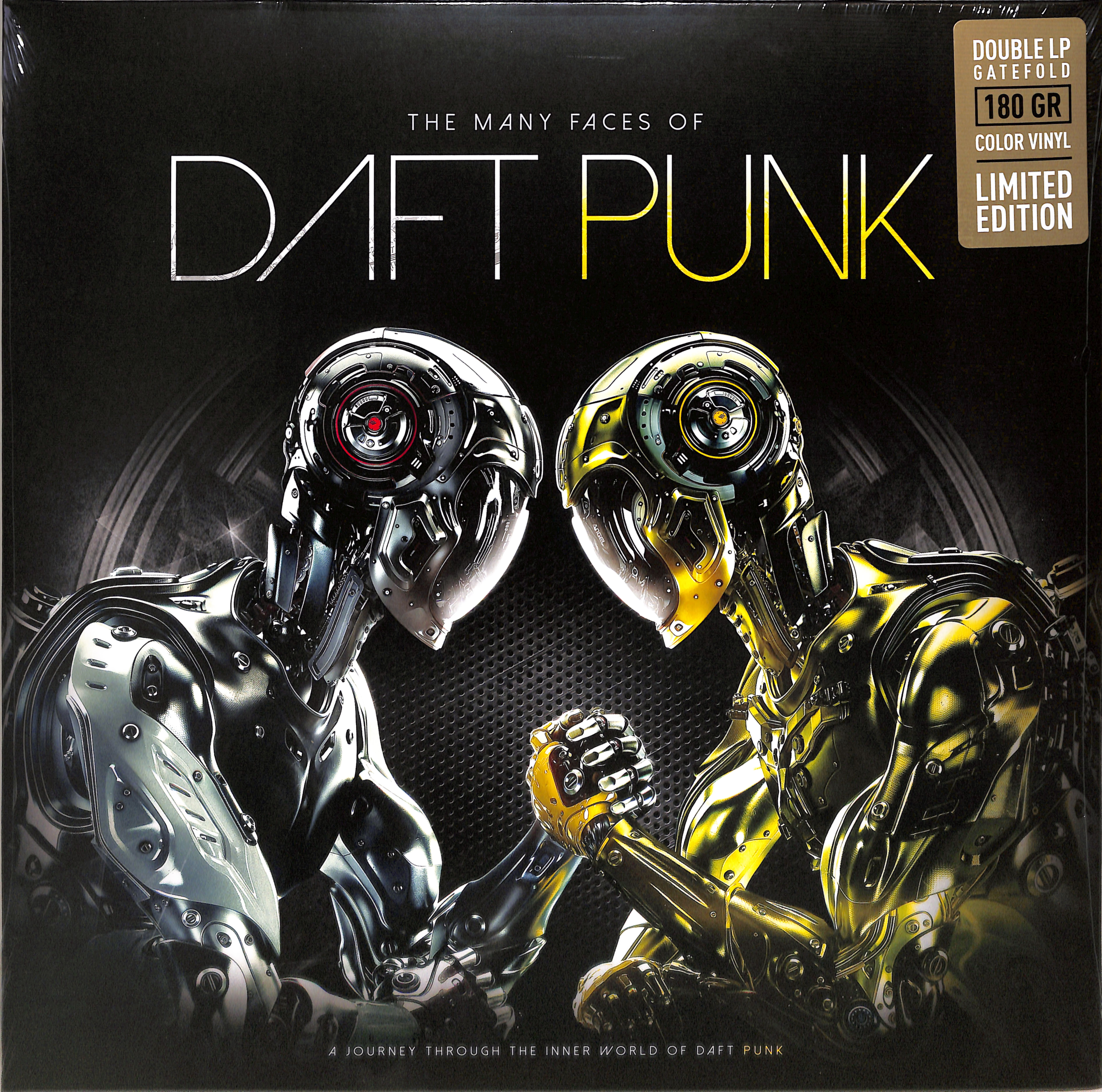Various Artists - THE MANY FACES OF DAFT PUNK