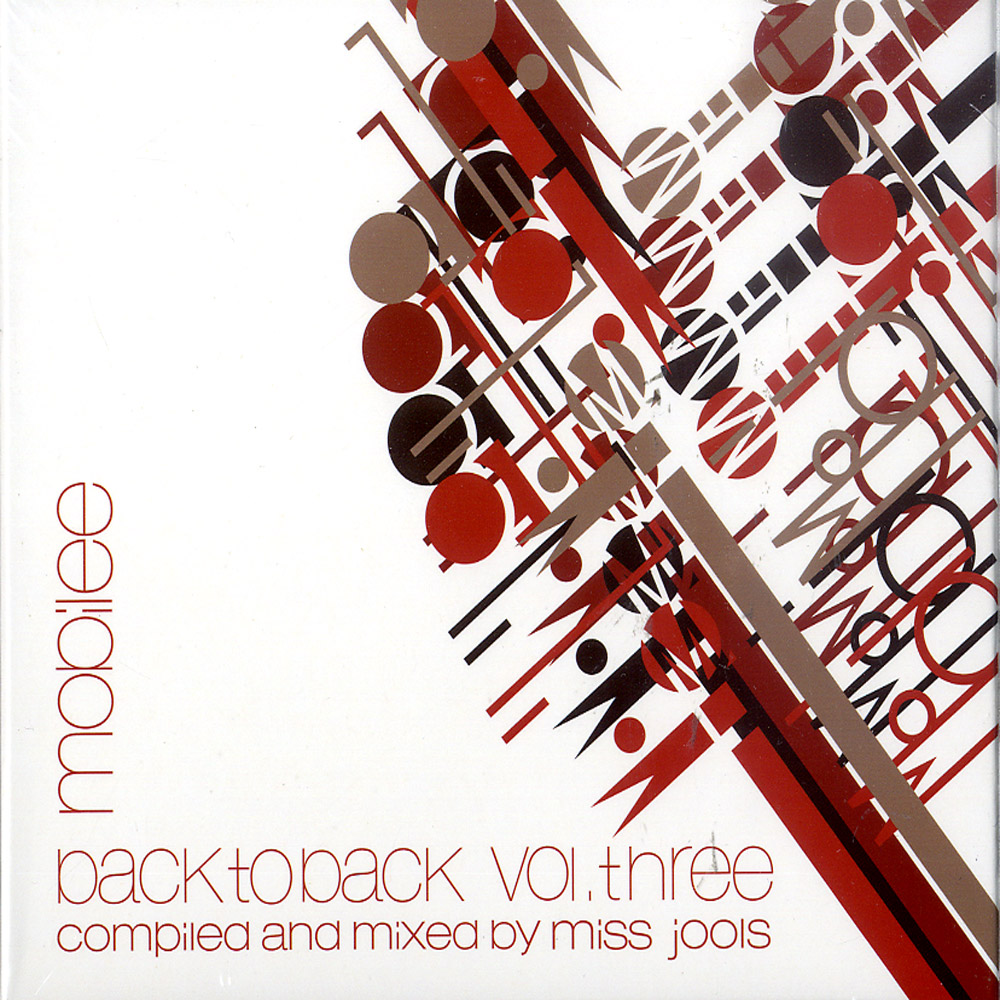 Various Artists mixed by Miss Jools - BACK TO BACK VOL.3