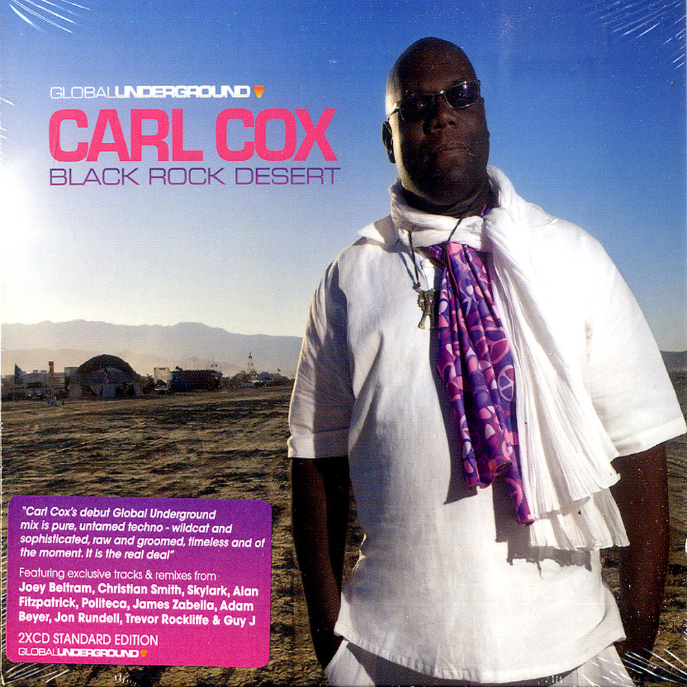 Carl Cox pres. - BLACK ROCK DESERT GU38