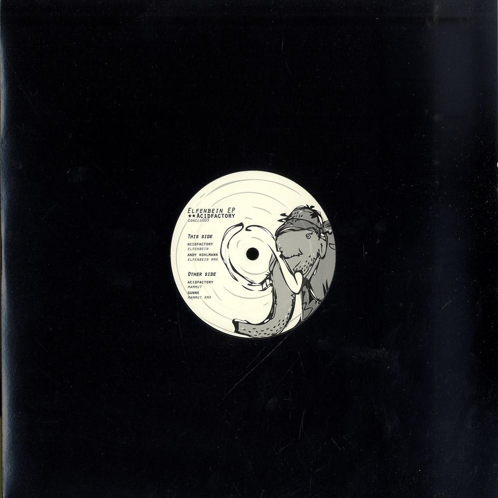 Acidfactory - ELFENBEIN EP