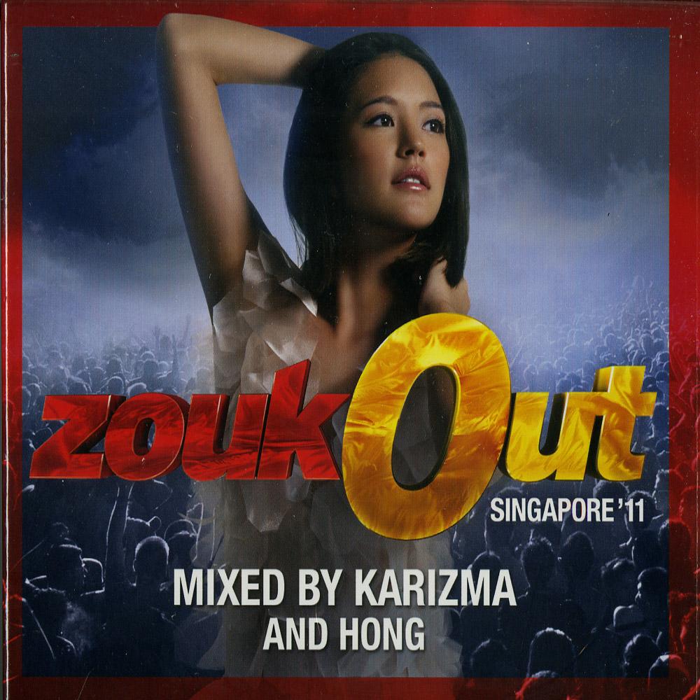 Various Artists - ZOUKOUT - SINGAPORE 11