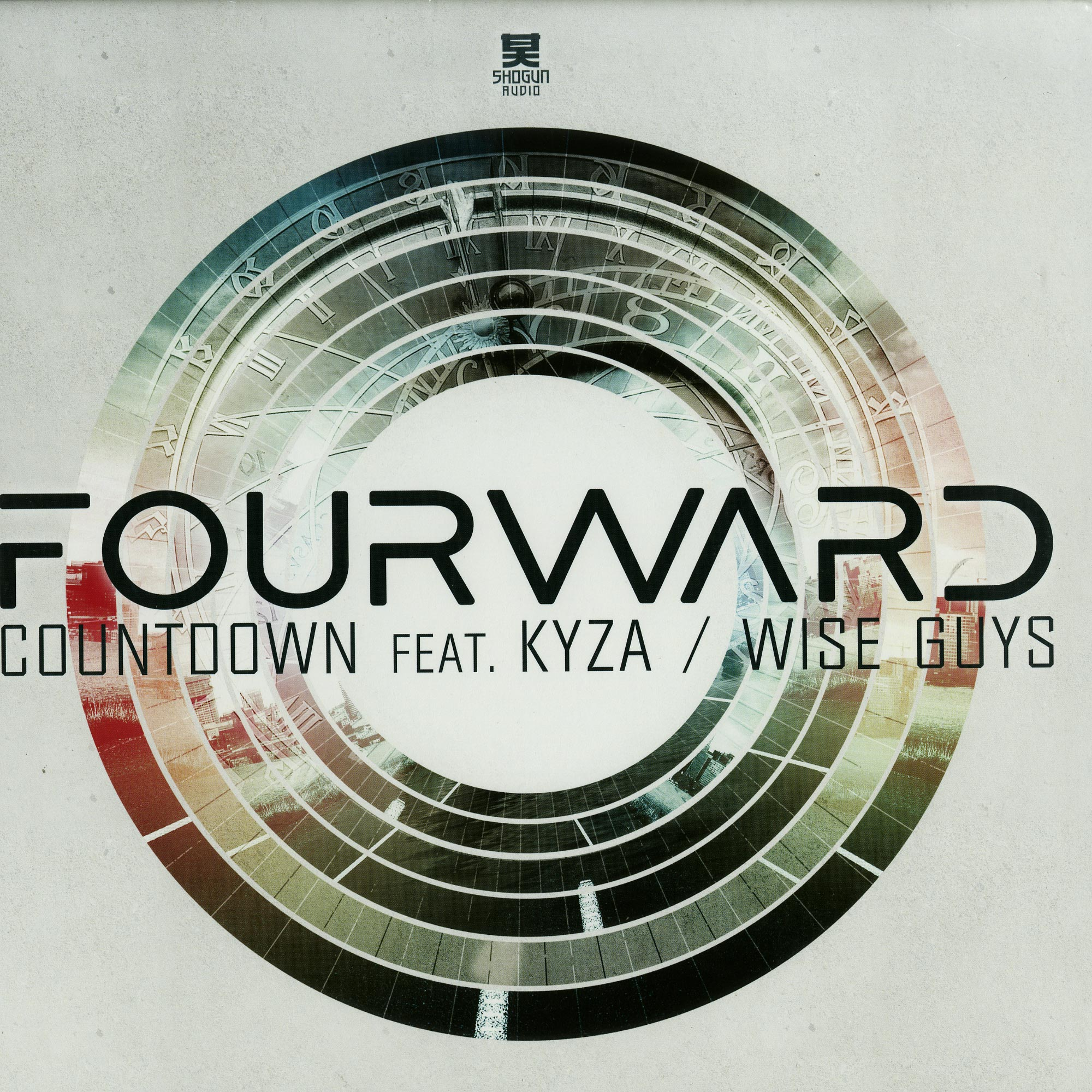 Fourward - COUNTDOWN / WISE GUYS