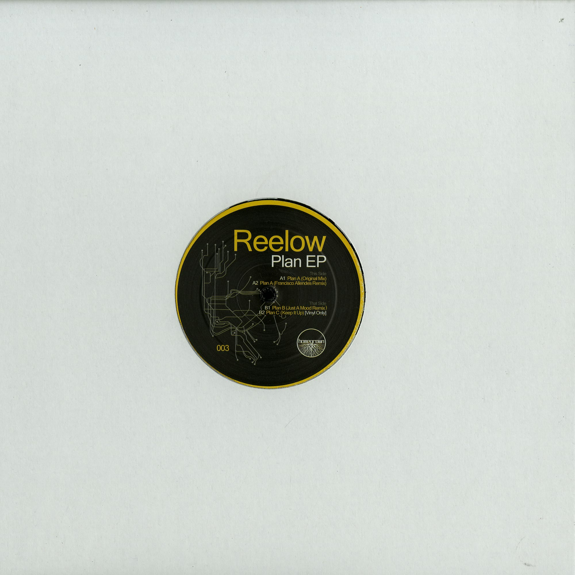 Reelow - PLAN EP
