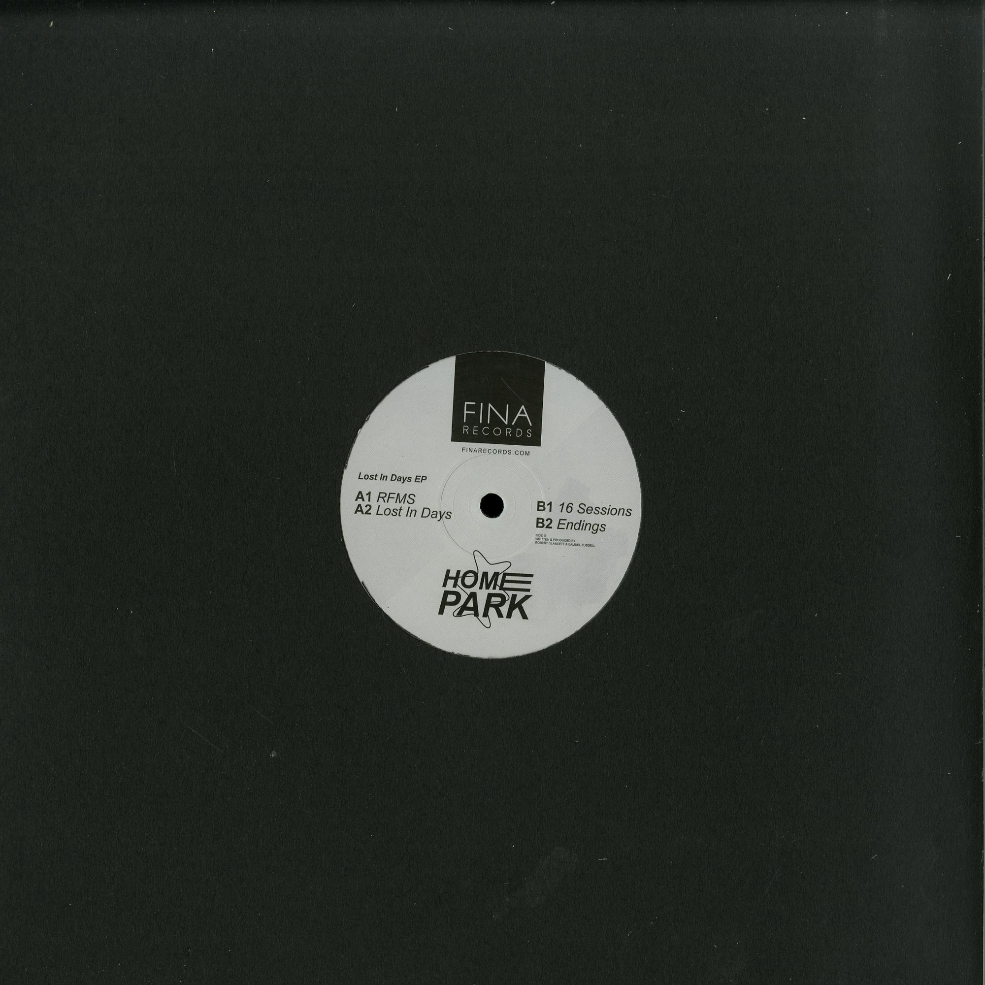 Homepark - LOST IN DAYS EP
