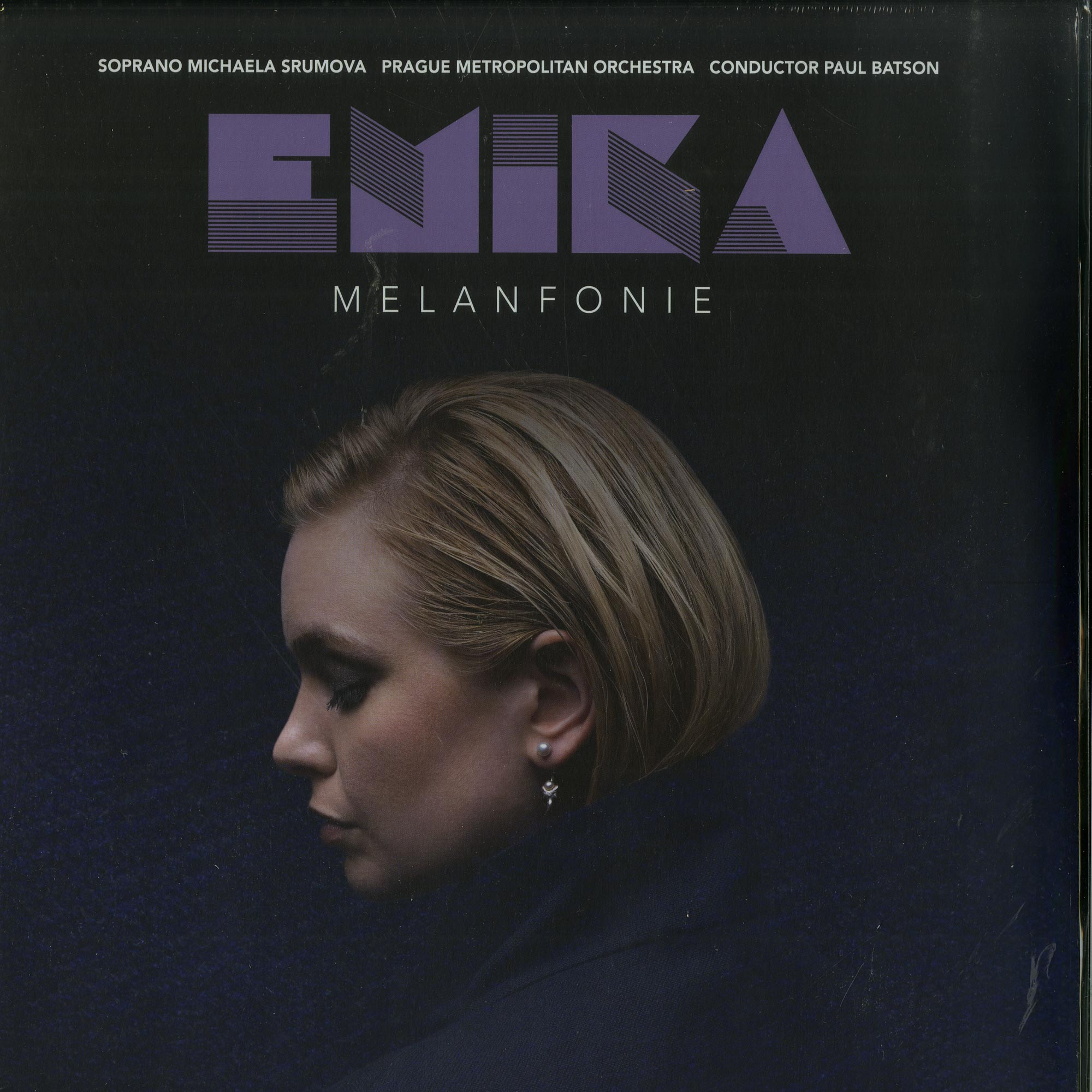 Emika ft. Michaela Srumova and the Prague Metropolitan Orchestra - MELANFONIE