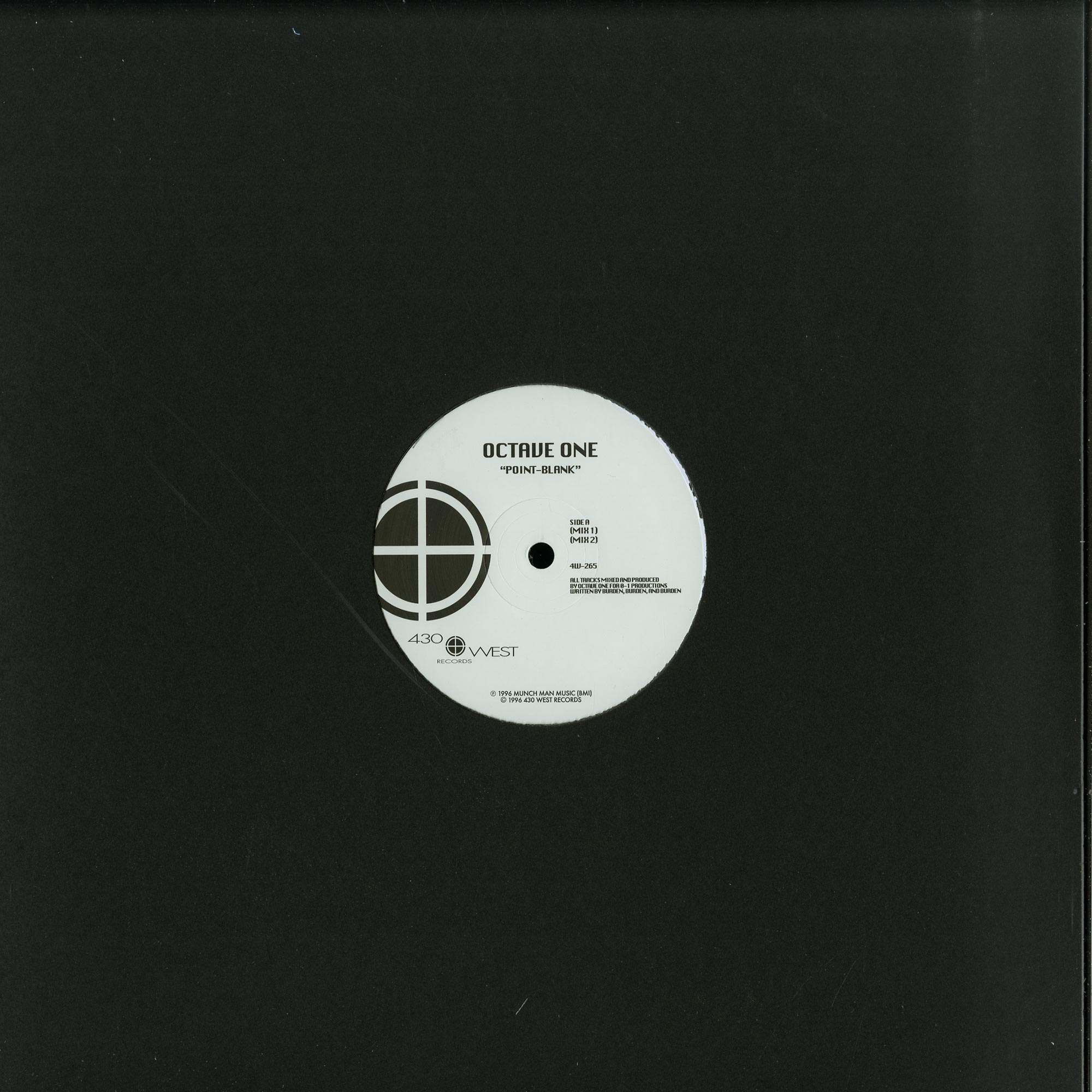 Octave One - POINT BLANK