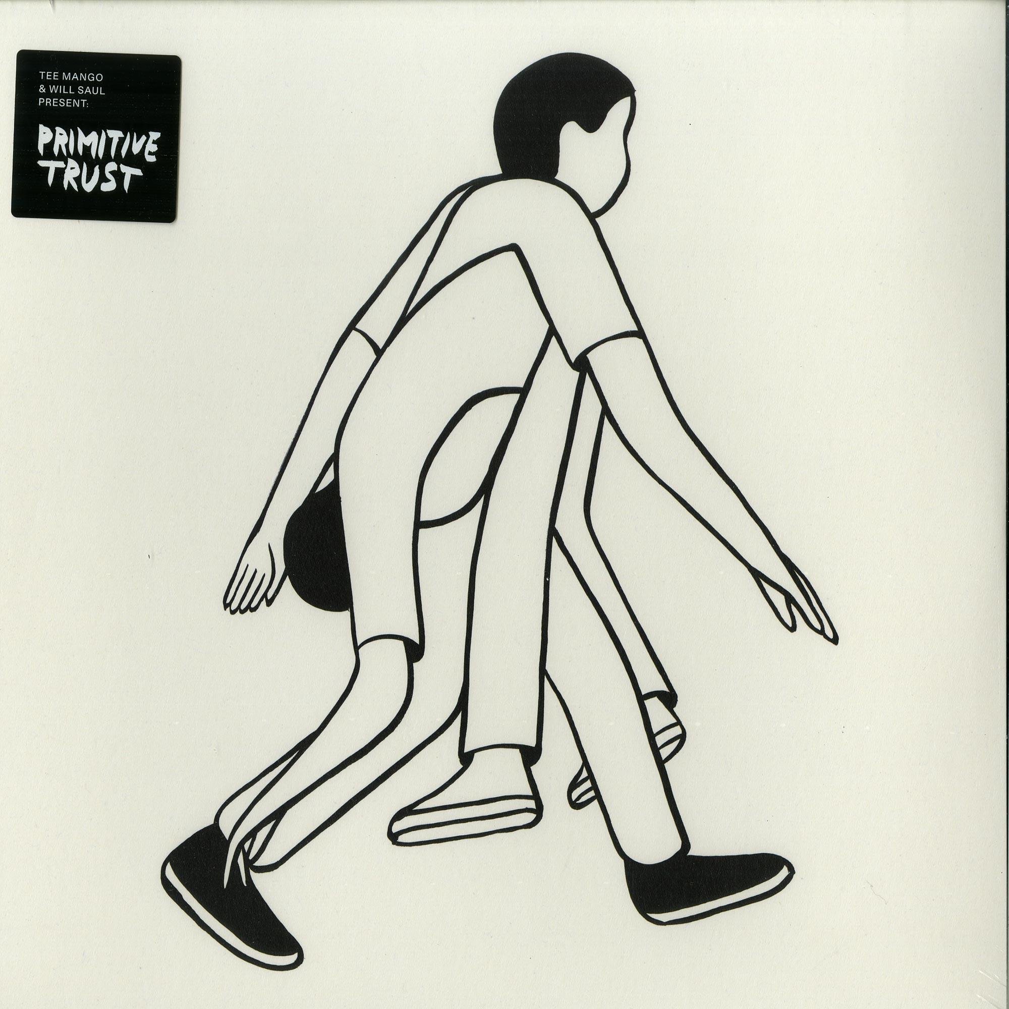 Primitive Trust - LITTLE LOVE EP