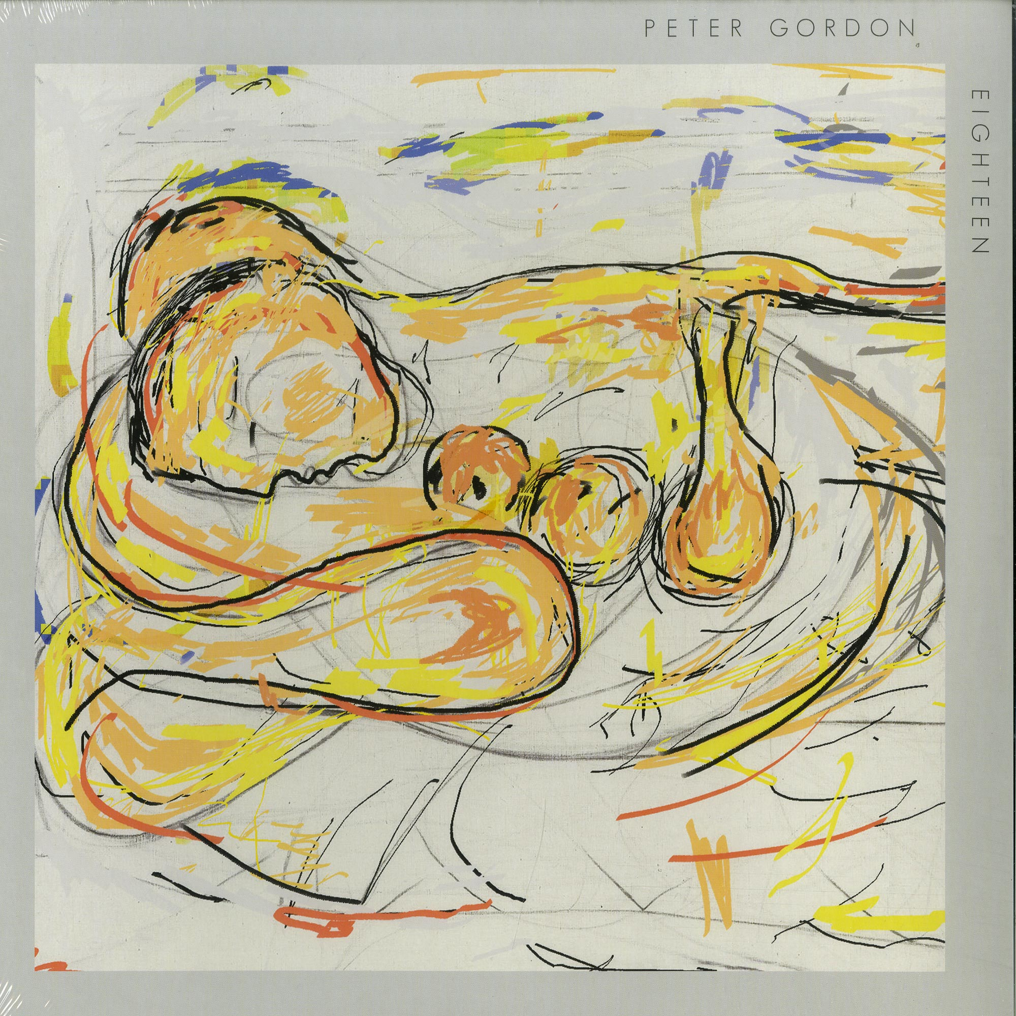 Peter Gordon - EIGHTEEN