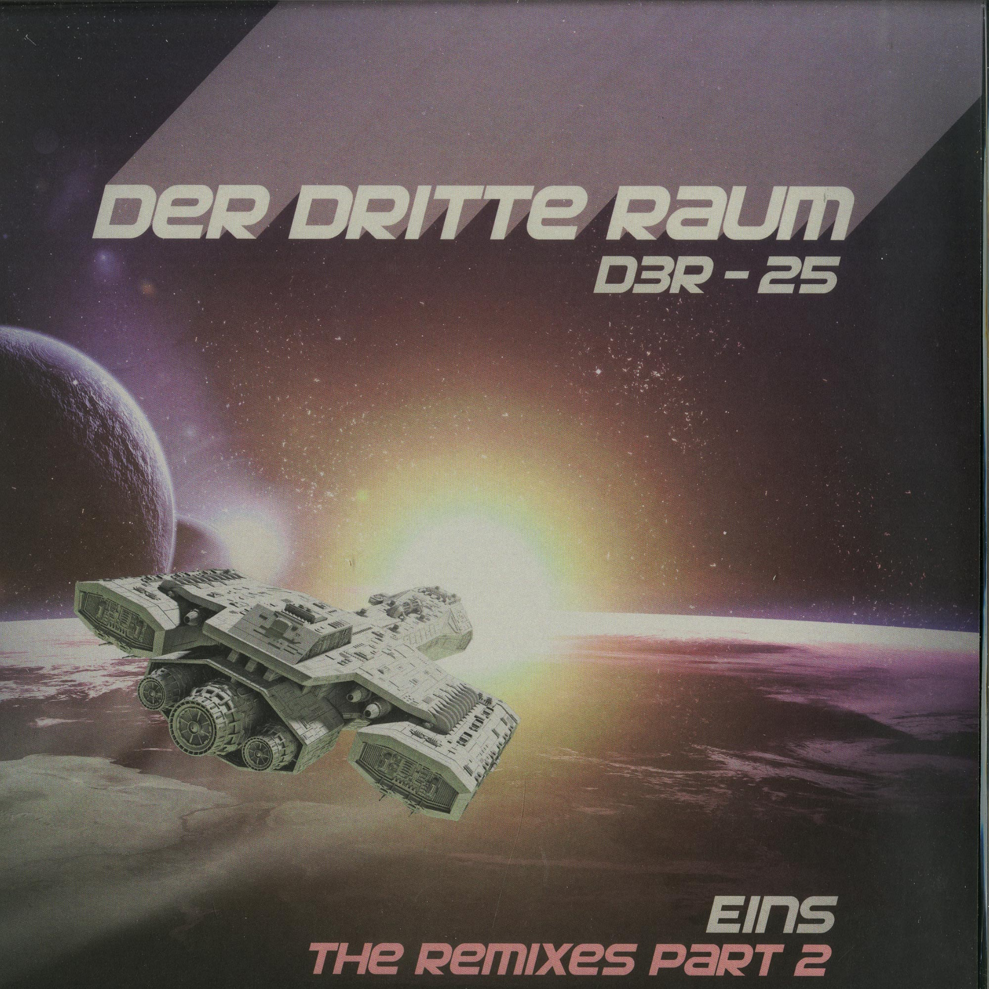 Der Dritte Raum - THE REMIXES PART 2