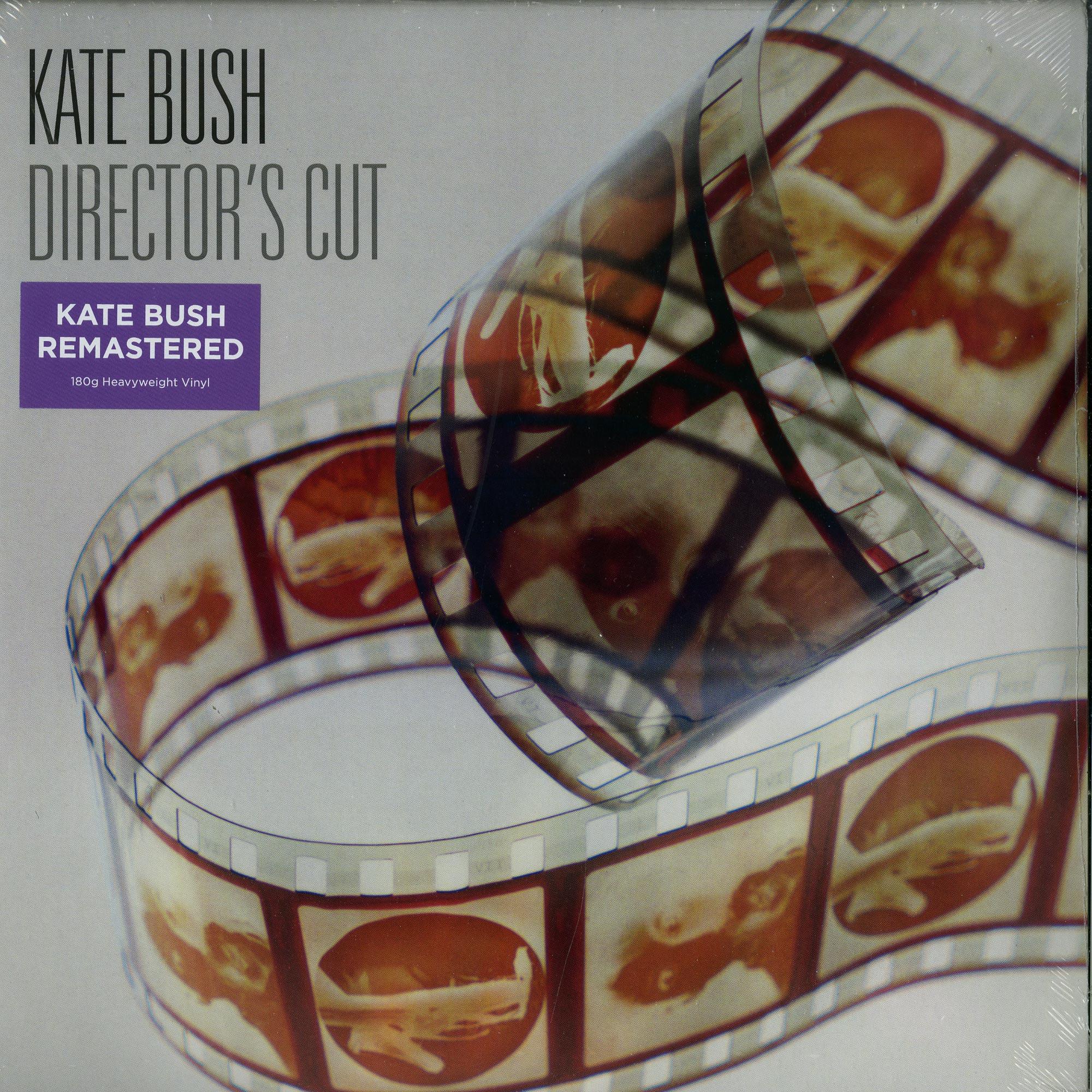 Kate Bush - DIRECTORS CUT