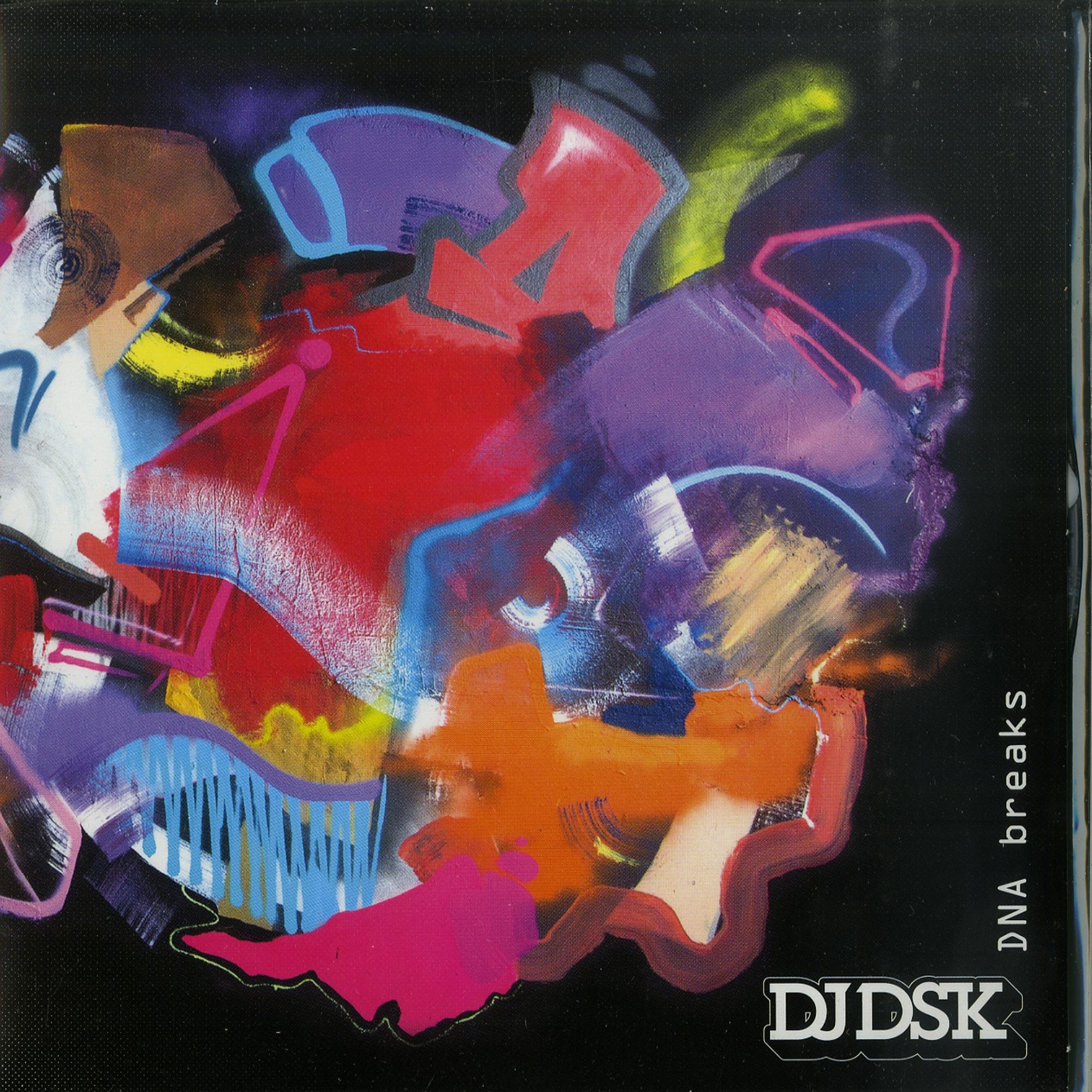 DJ DSK / DNA - DNA BREAKS