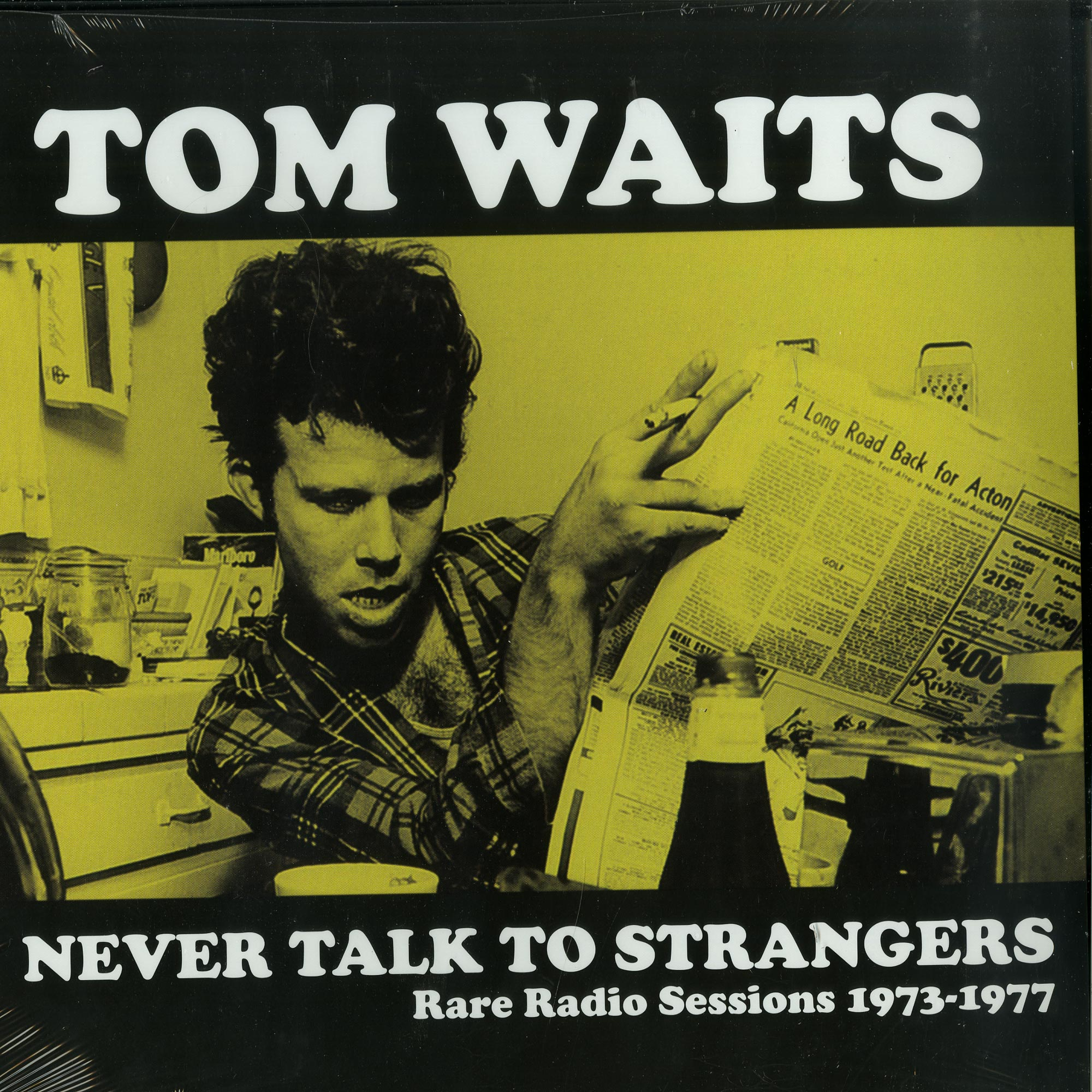 Tom Waits - NEVER TALK TO STRANGERS