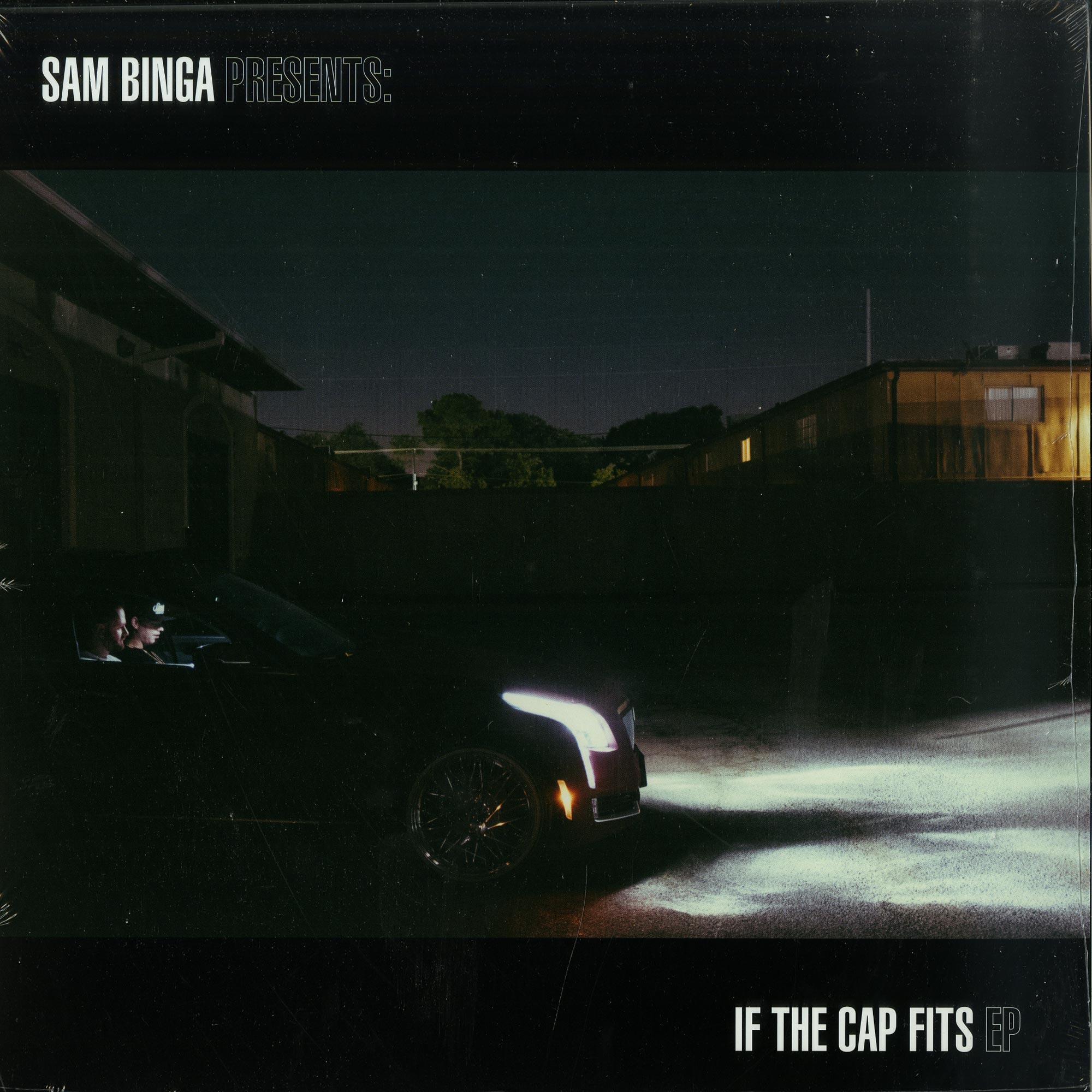 Sam Binga & more - IF THE CAP FITS