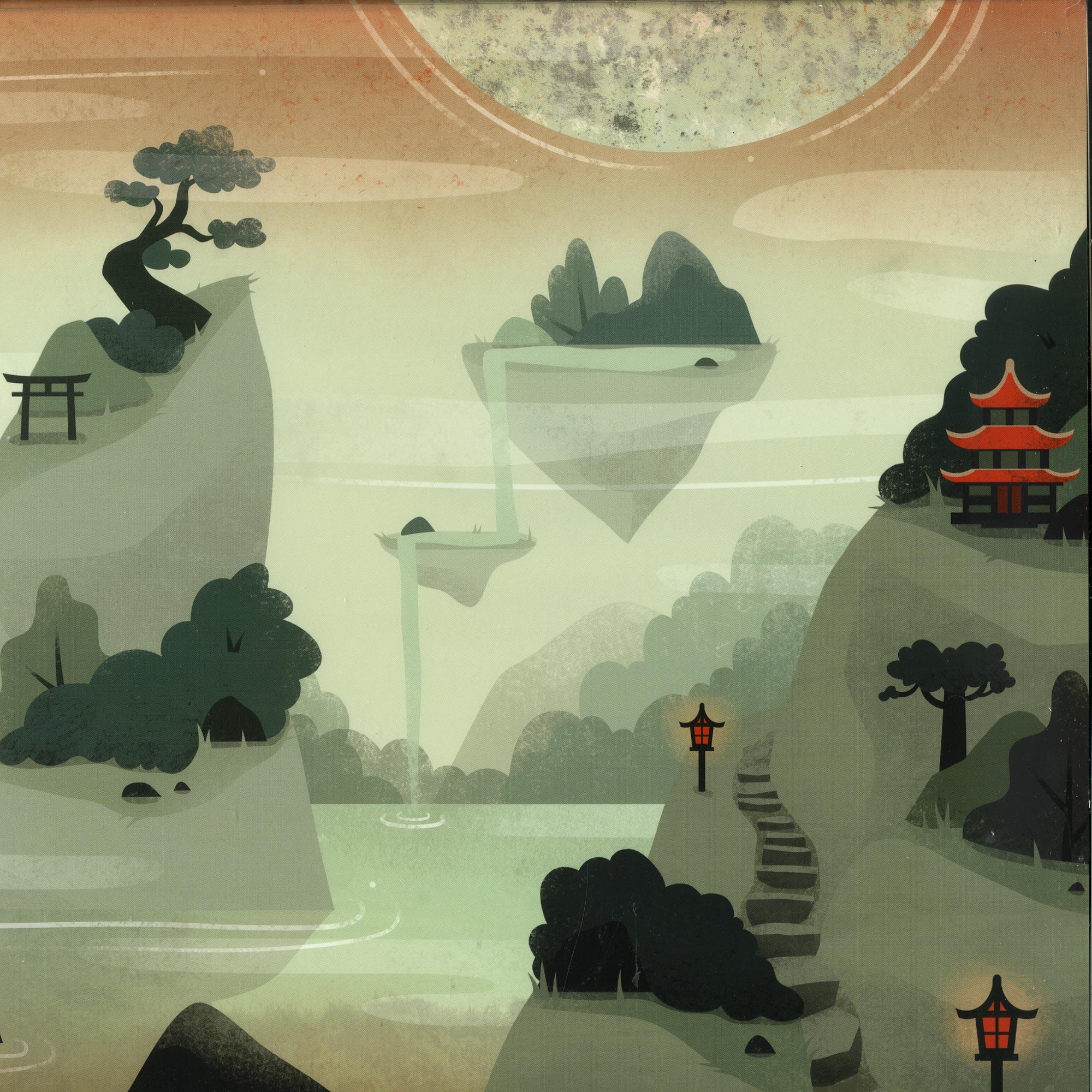 Cluekid - MYSTIK WORLD / BUNN DA SENSI