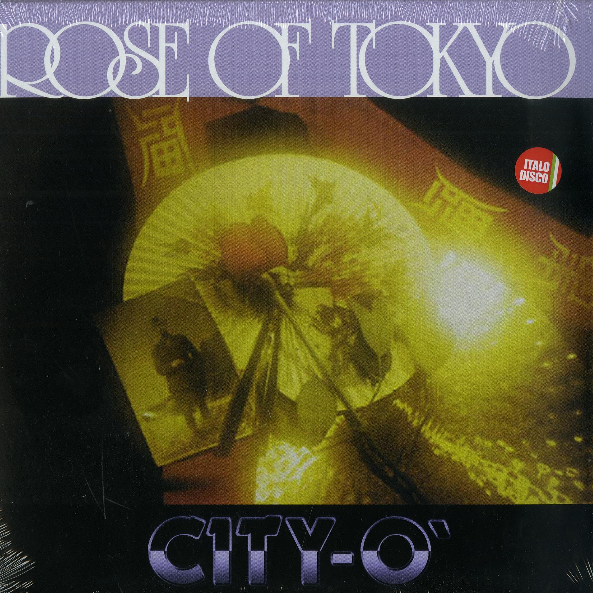 City-O - ROSE OF TOKYO