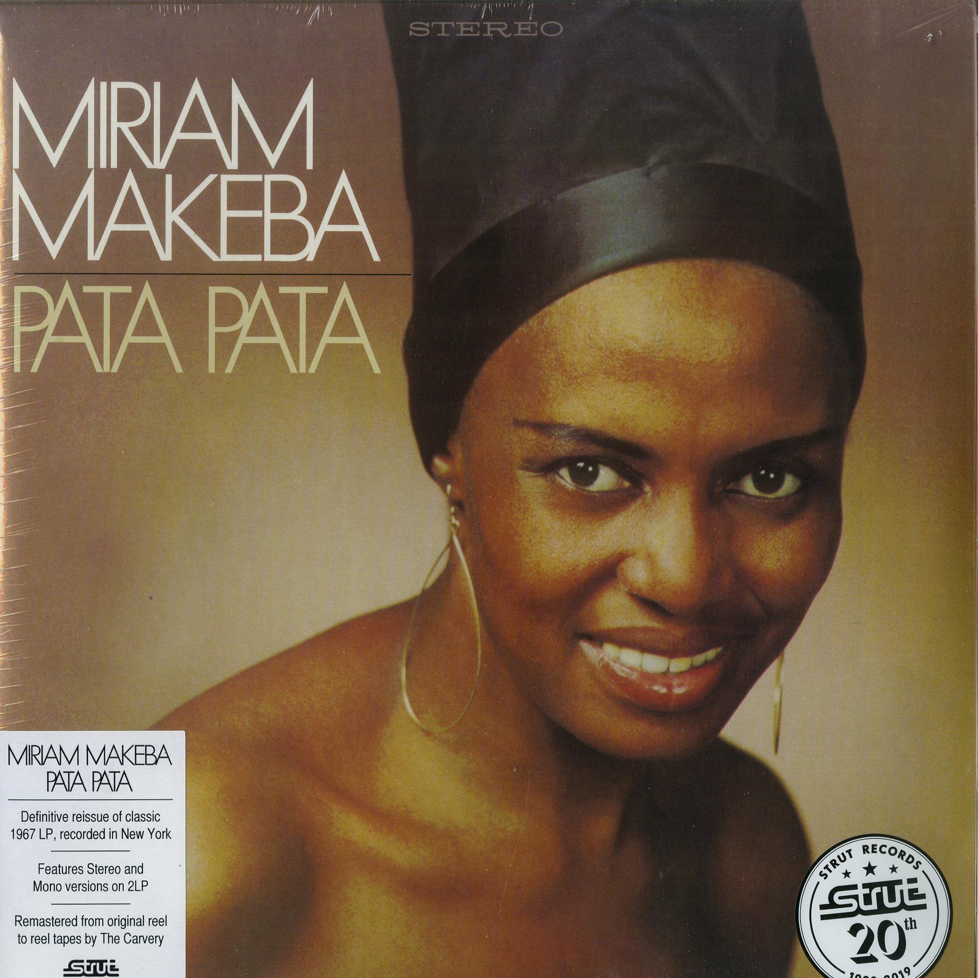 Miriam Makeba - PATA PATA