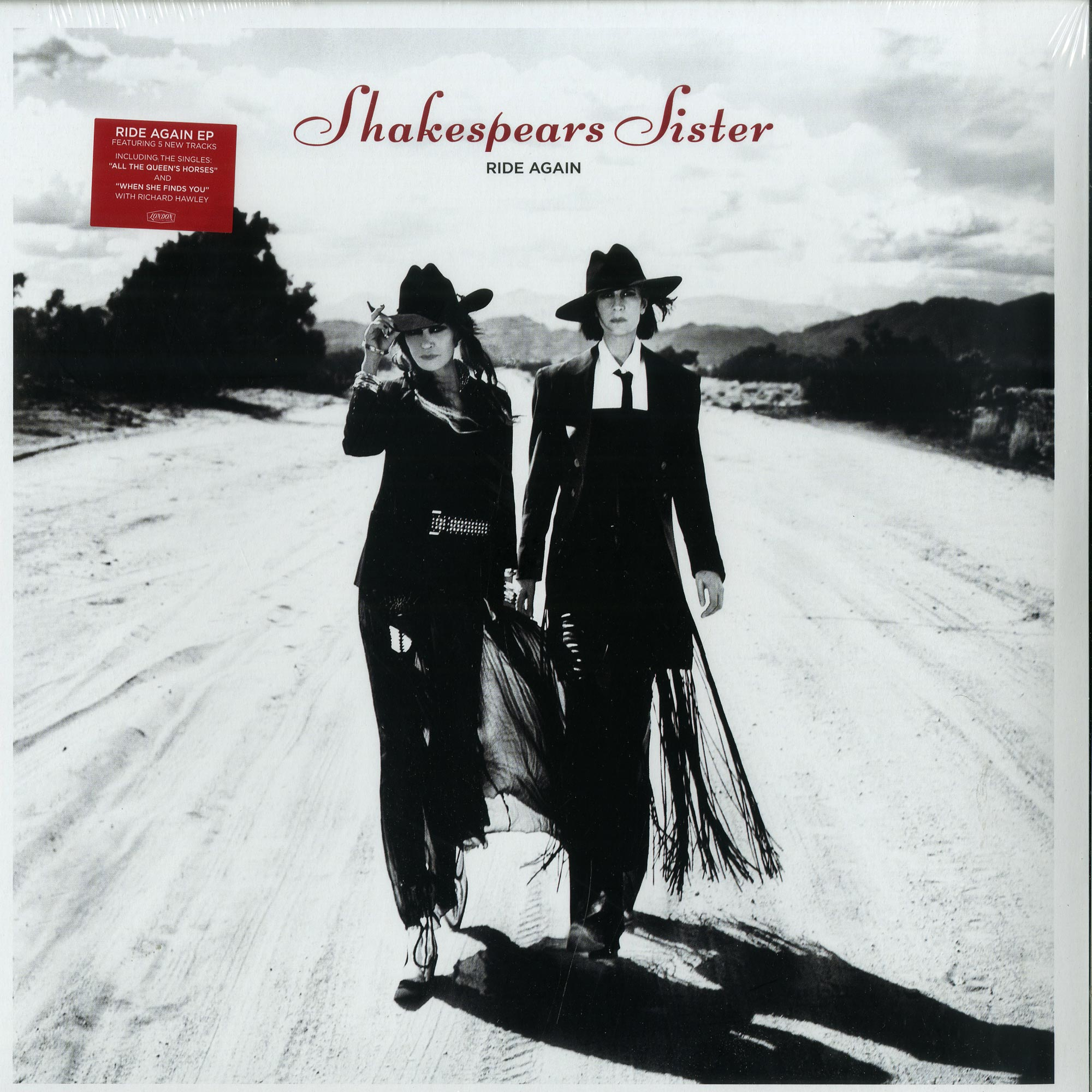Shakespears Sister - RIDE AGAIN EP