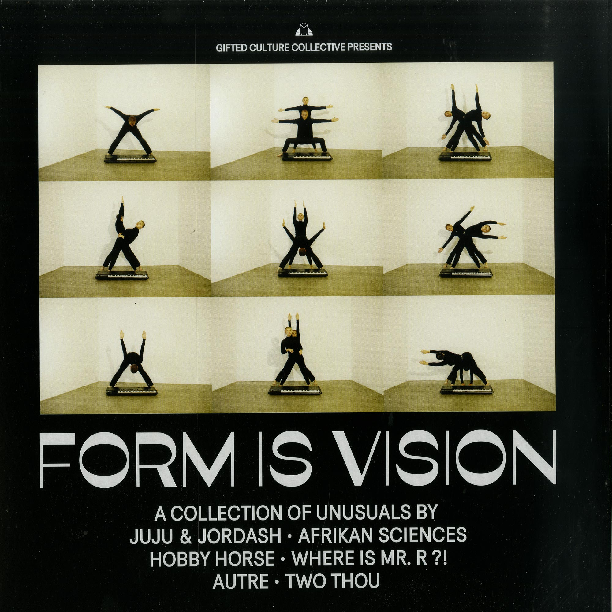 Various Artists - FORM IS VISION