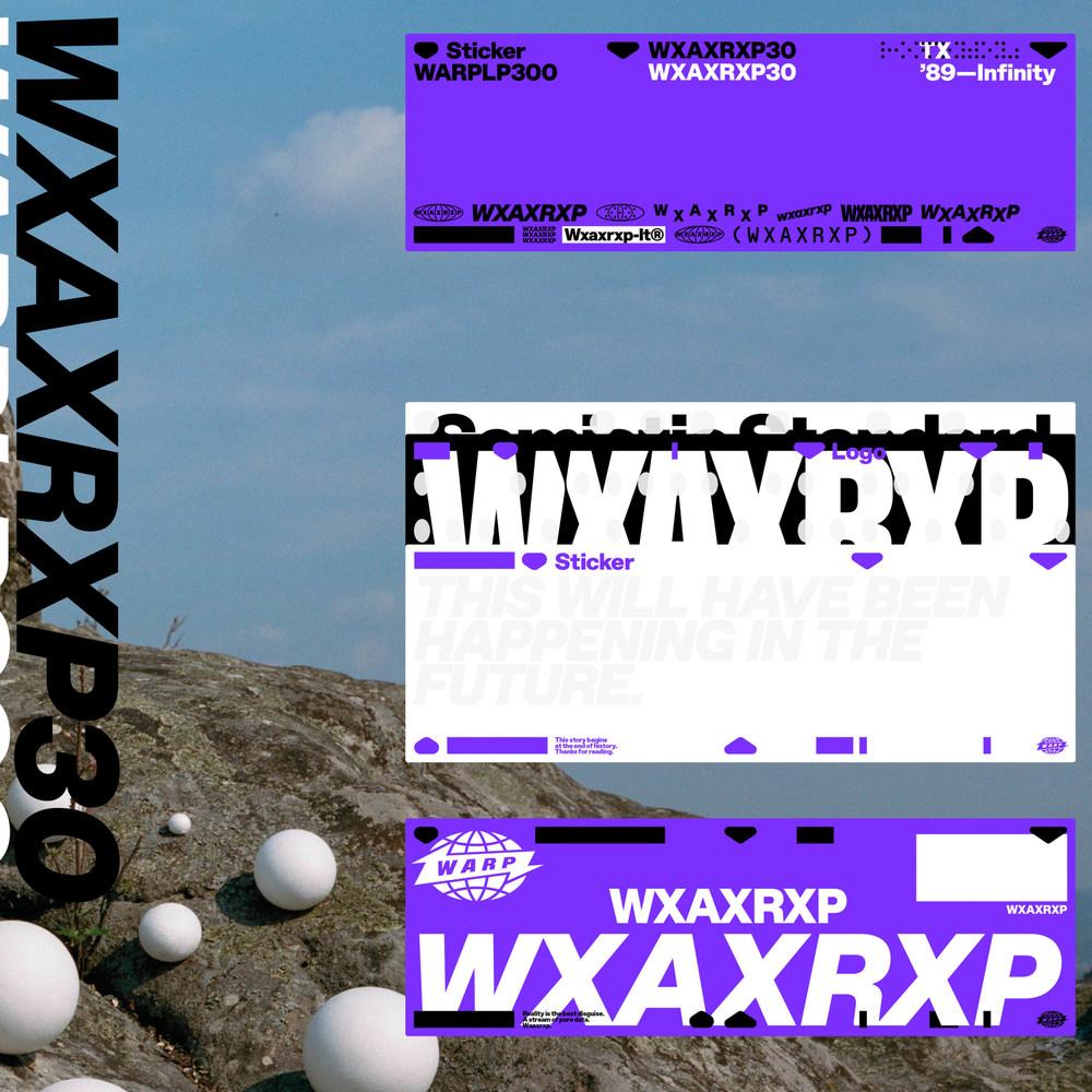 Various Artists - WXAXRXP