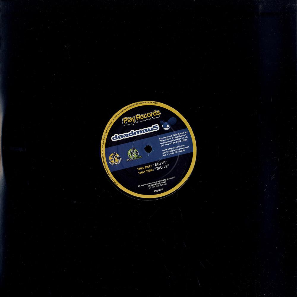 Deadmau5 - TAU V1 & V2