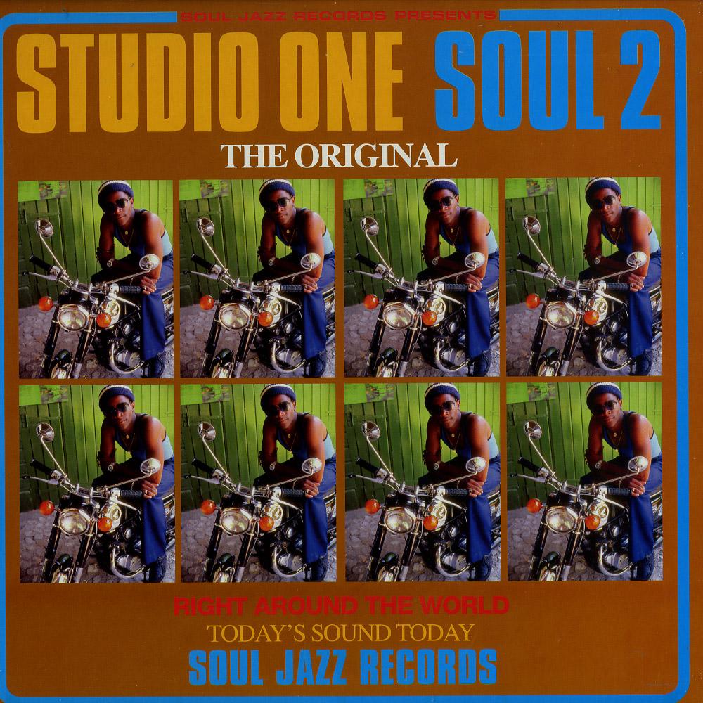 Various Artists - STUDIO ONE SOUL 2