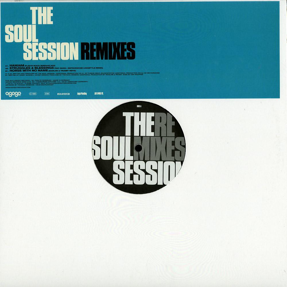 The Soul Session - REMIXES