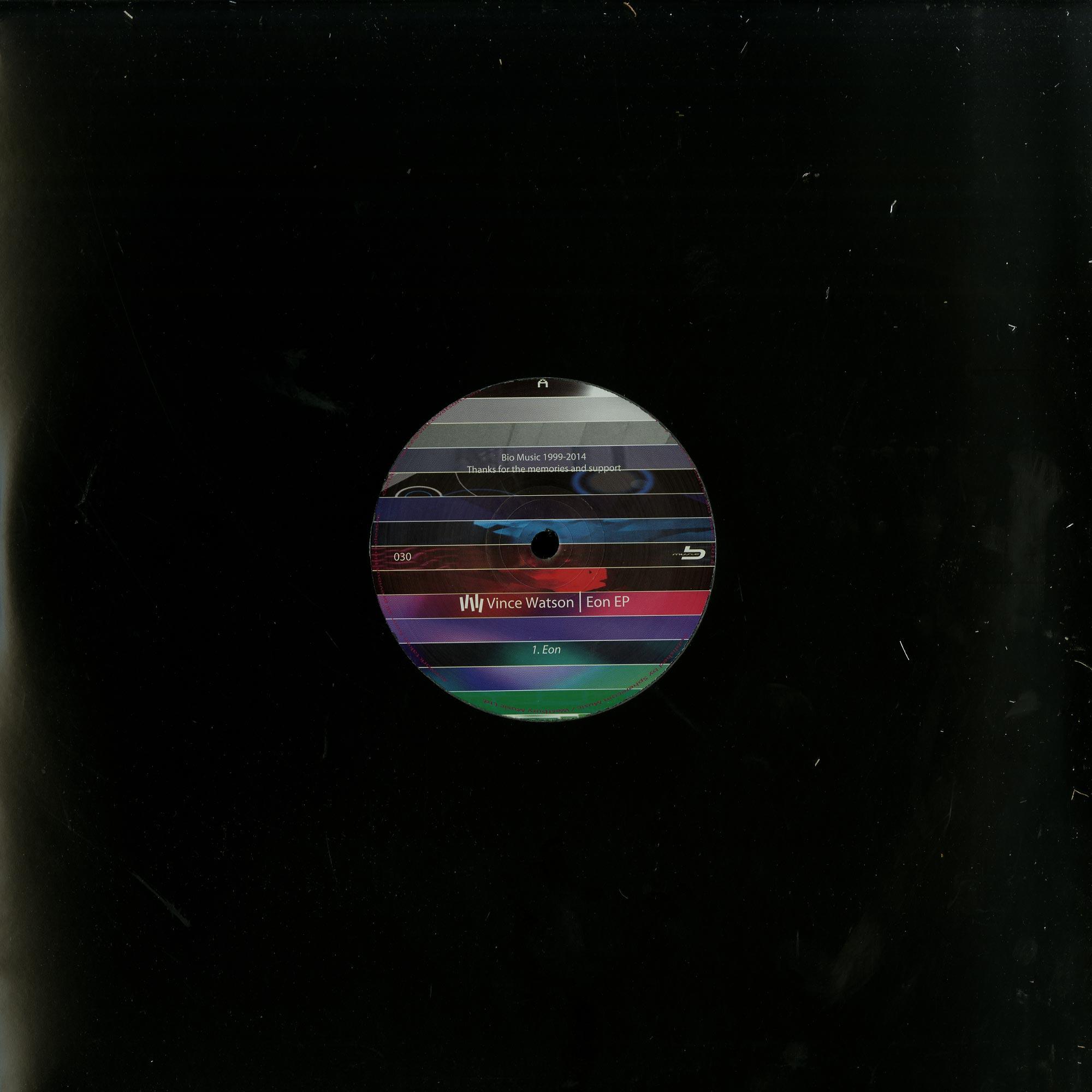 Vince Watson - EON EP