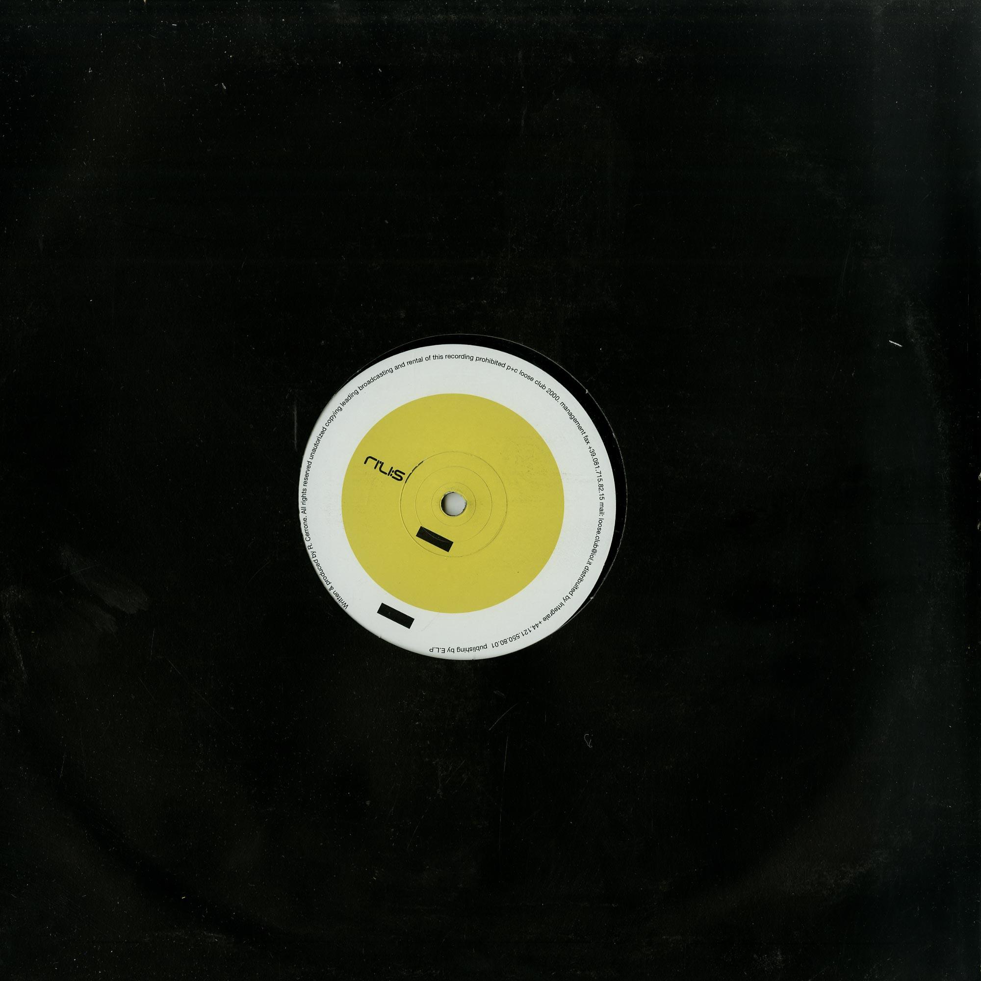 Rino Cerrone - RILIS 03