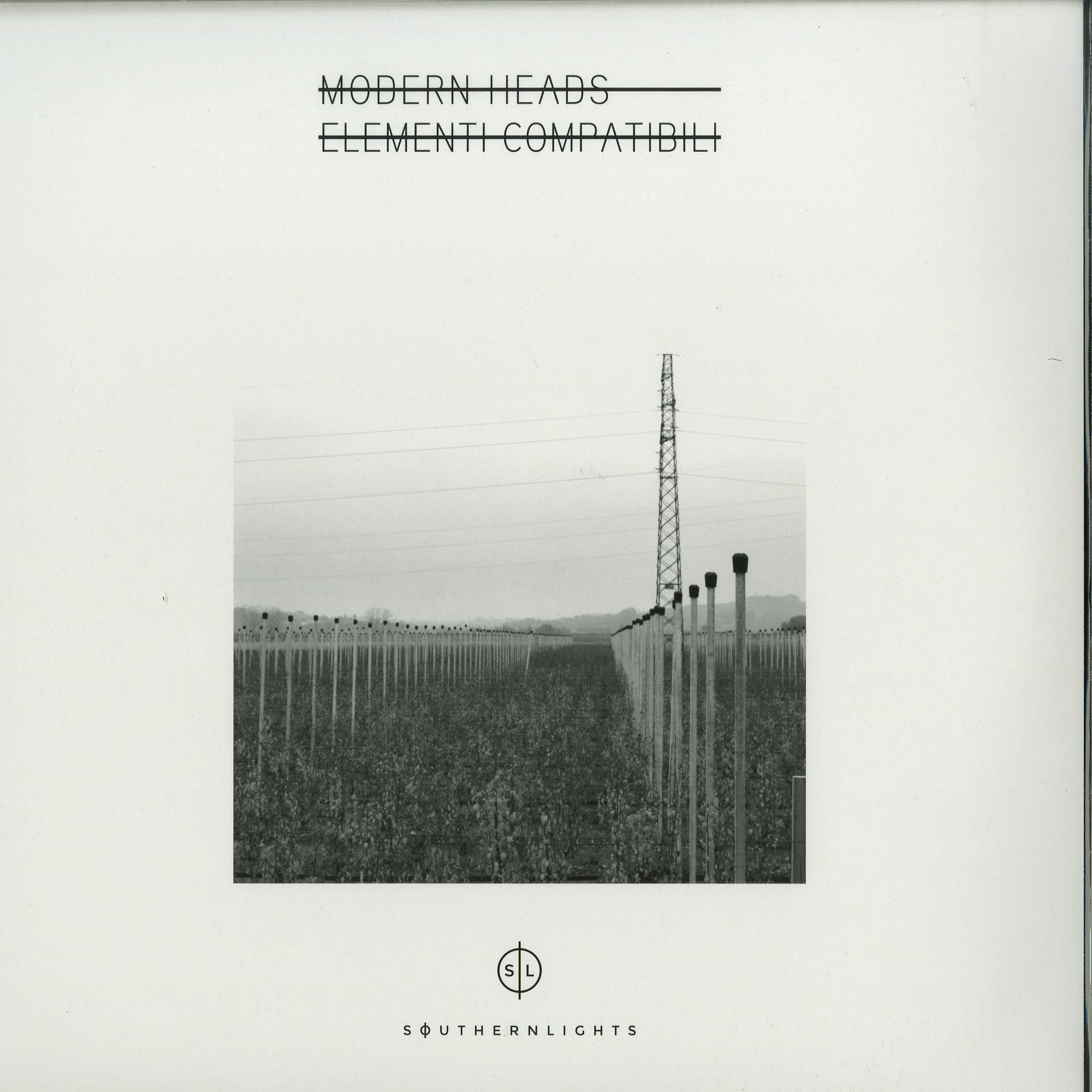 Modern Heads - ELEMENTI COMPATIBILI EP