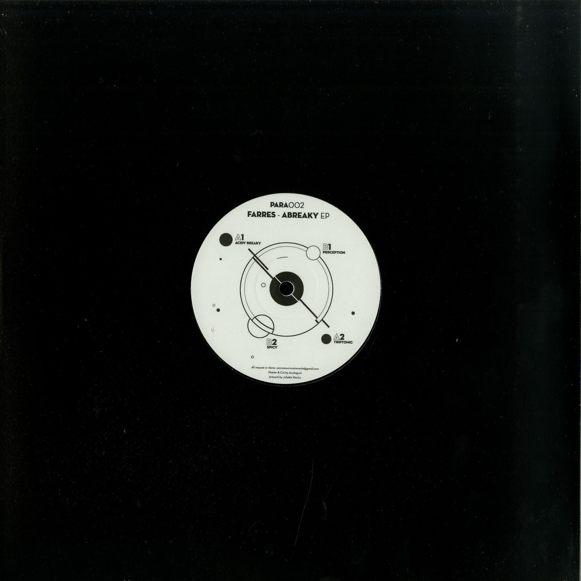 Farres - ABREAKY EP