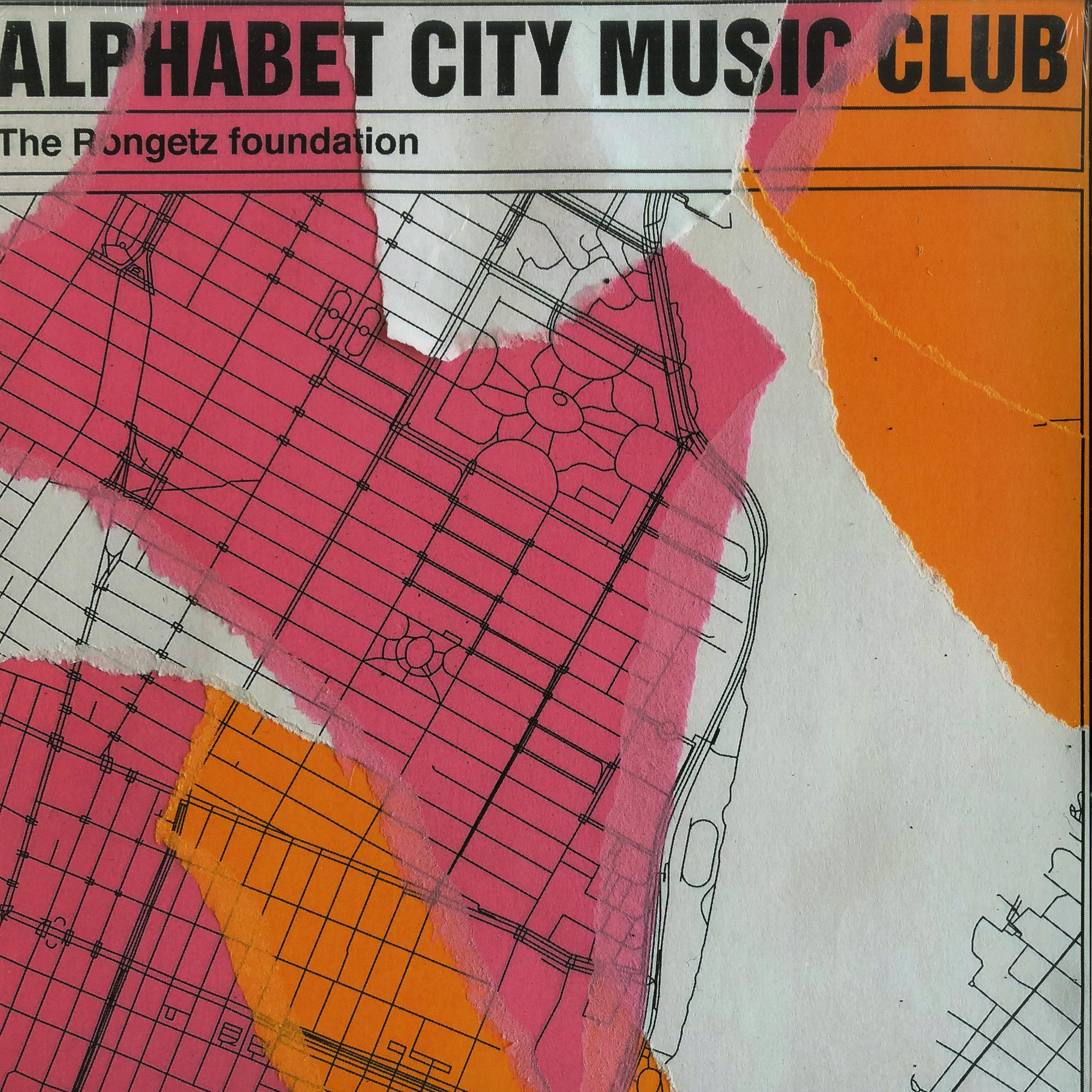 The Rongets Foundation - ALPHABET CITY MUSIC CLUB