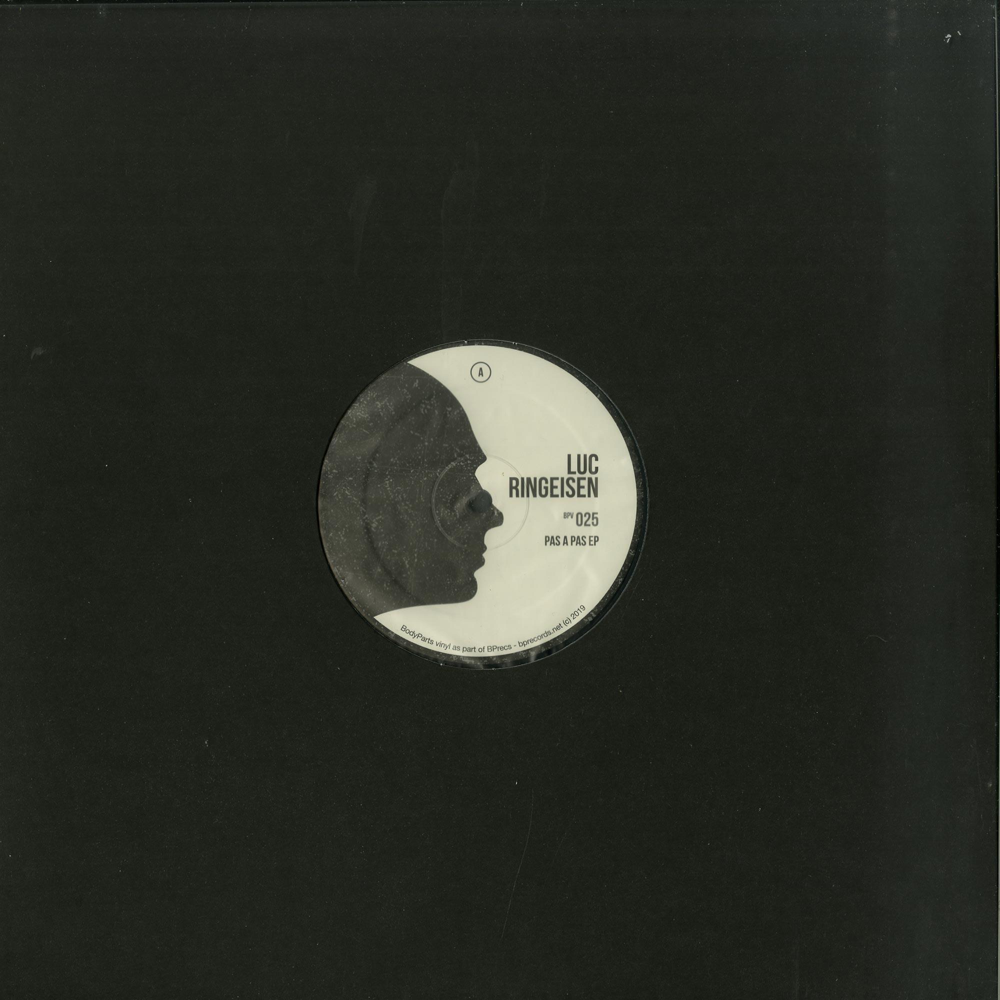 Luc Ringeisen - PAS A PAS EP