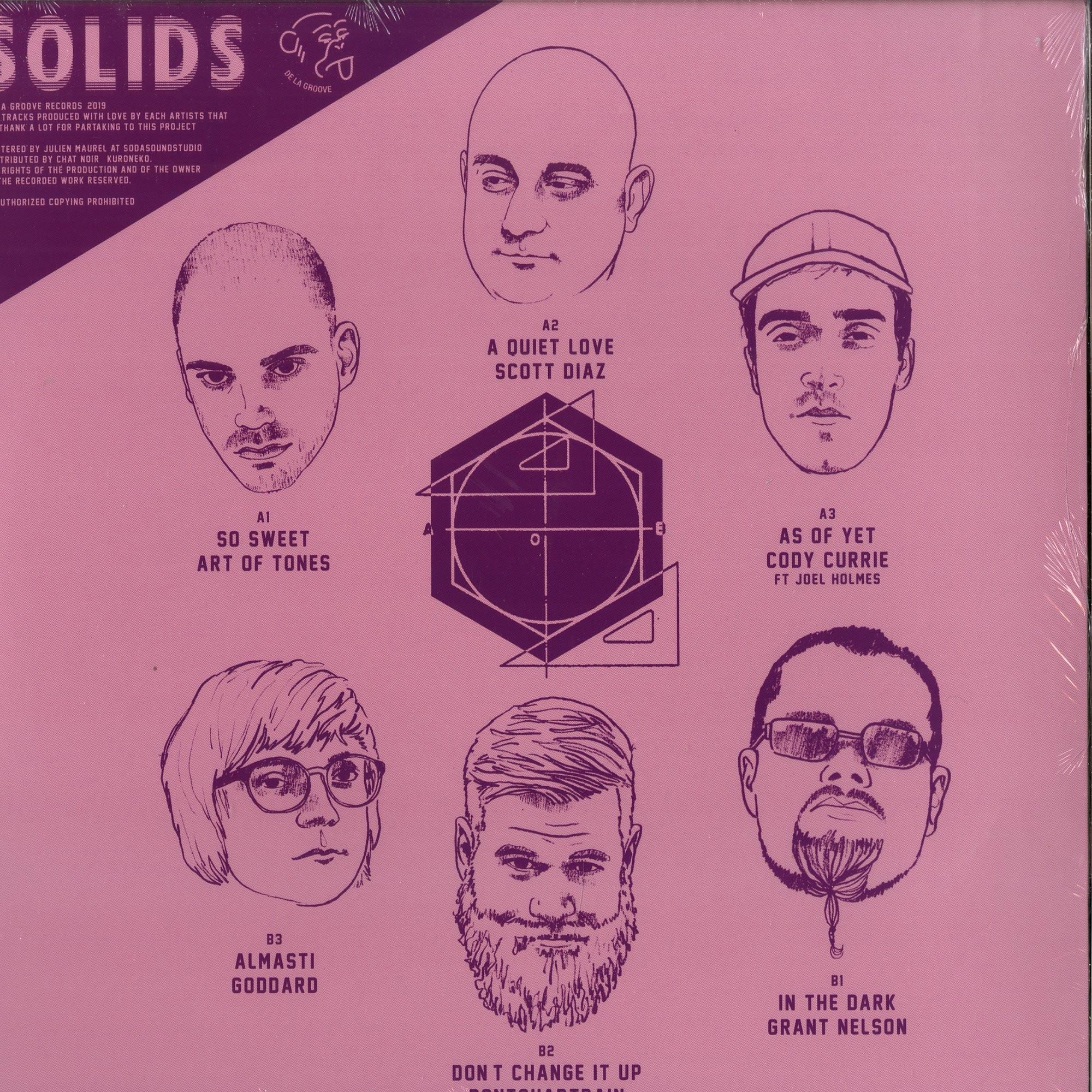 Various Artists - SOLIDS