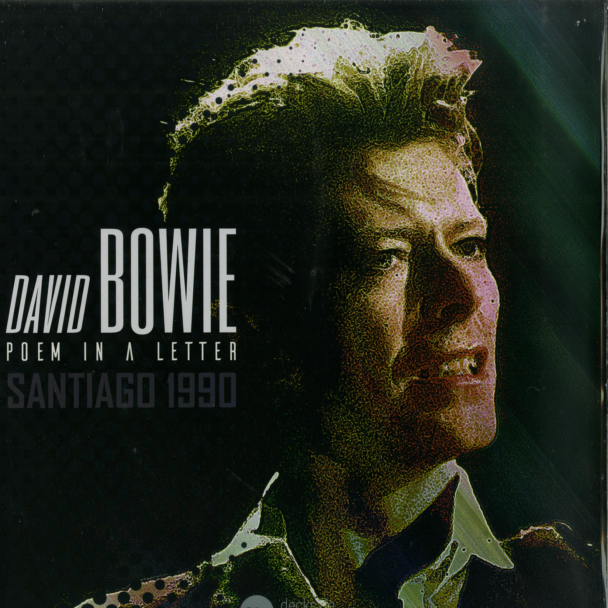 David Bowie - POEM IN A LETTER