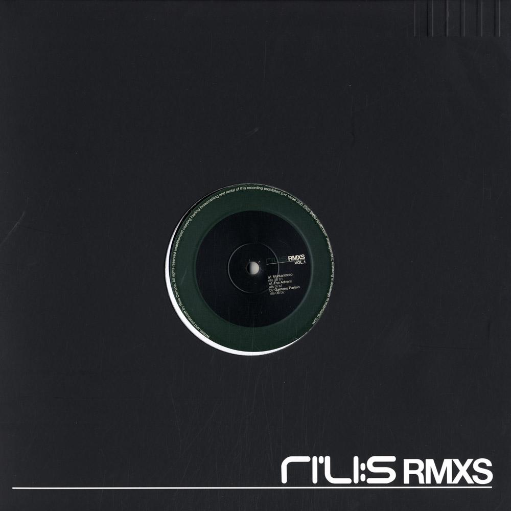 Rino Cerrone - RILIS REMIXES