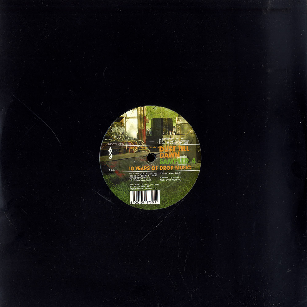 Inland Knights/ Joshua Heath/ Kinky Move - DUST TILL DAWN SAMPLER VOL. 4